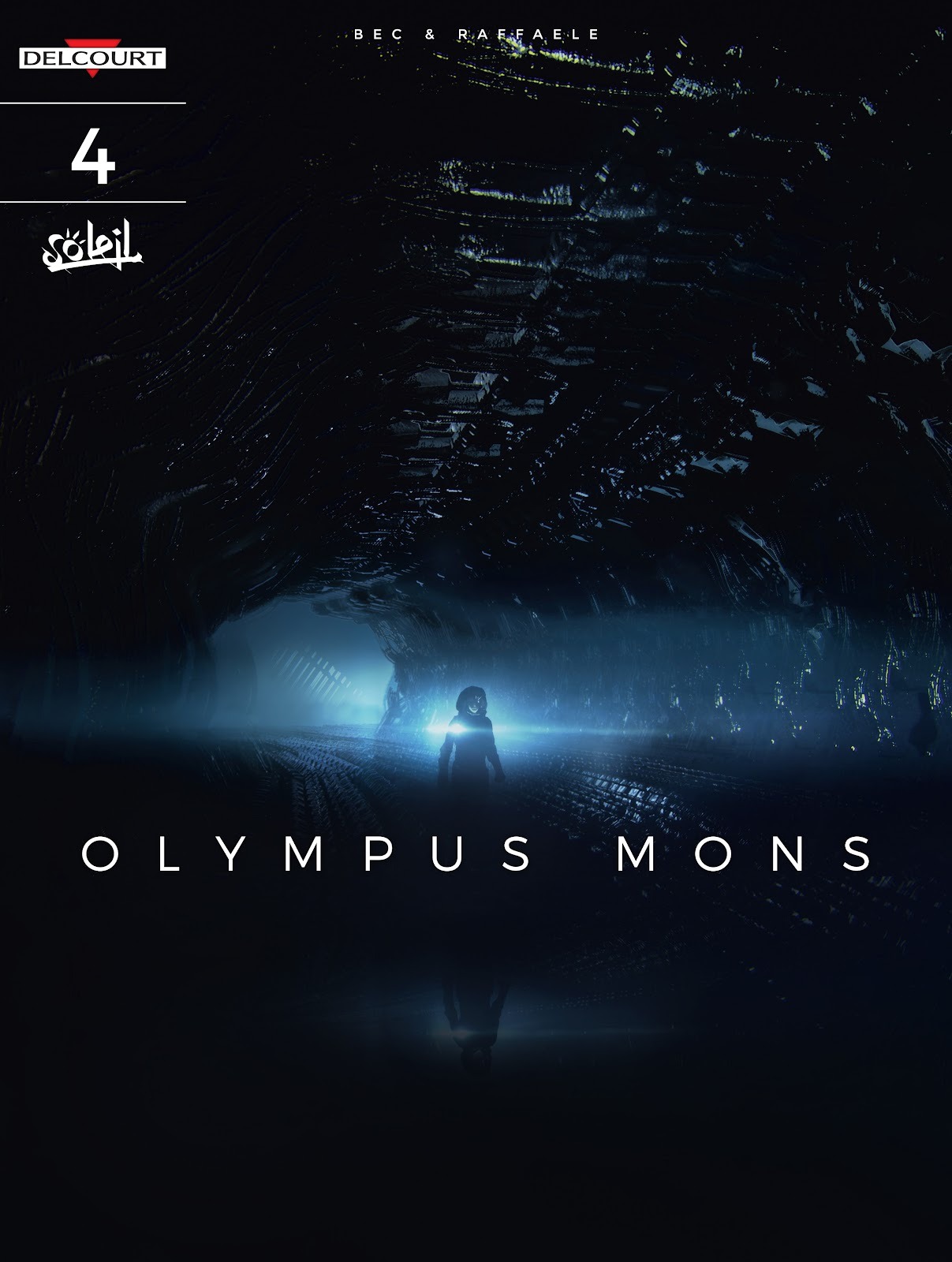 Read online Olympus Mons Vol. 1: Anomaly One comic -  Issue #4 - 1