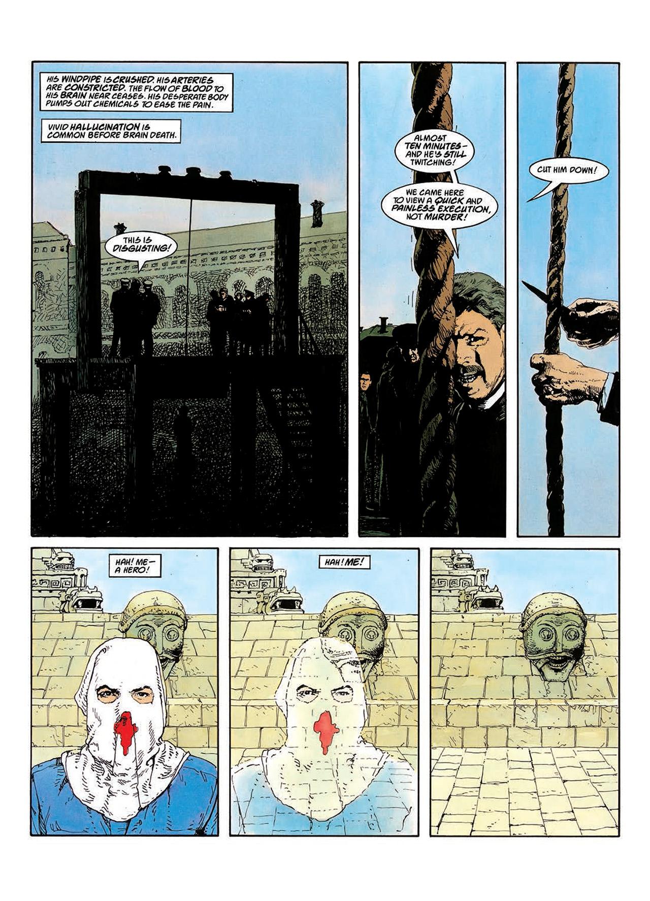 Read online Mazeworld comic -  Issue # TPB - 62