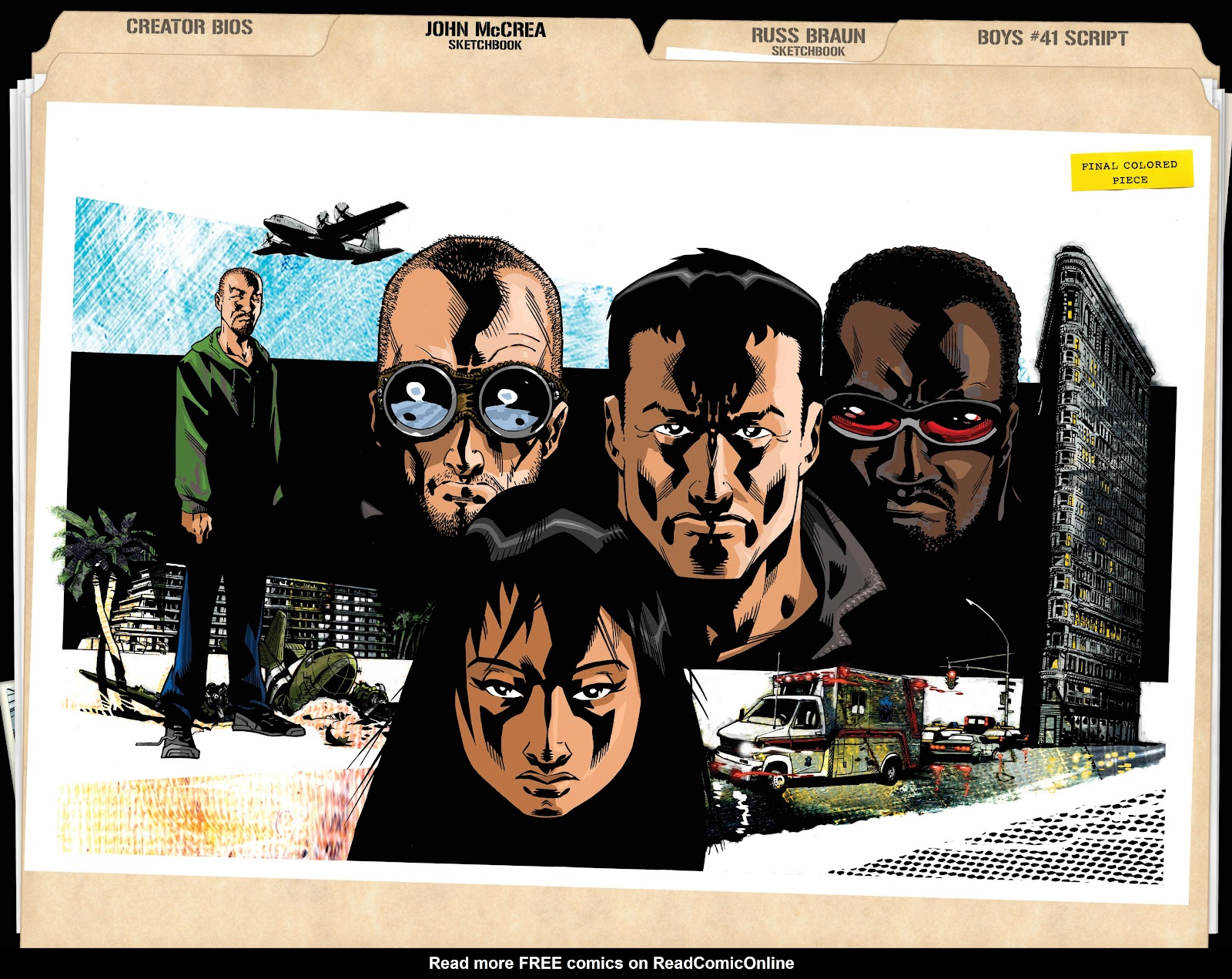 Read online The Boys Omnibus comic -  Issue # TPB 4 (Part 4) - 77