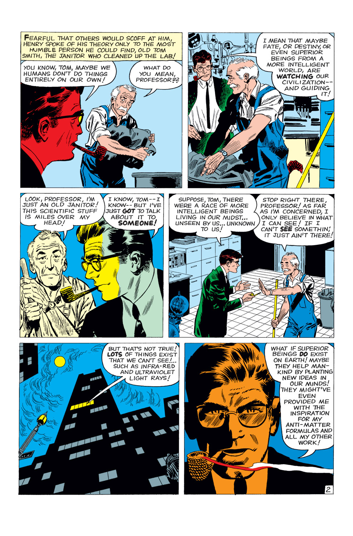Read online Amazing Adventures (1961) comic -  Issue #5 - 17