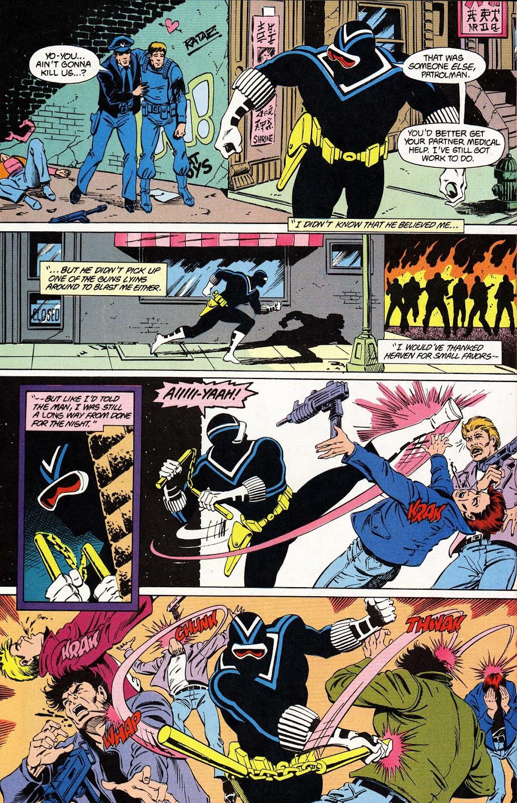 Vigilante (1983) issue 31 - Page 26
