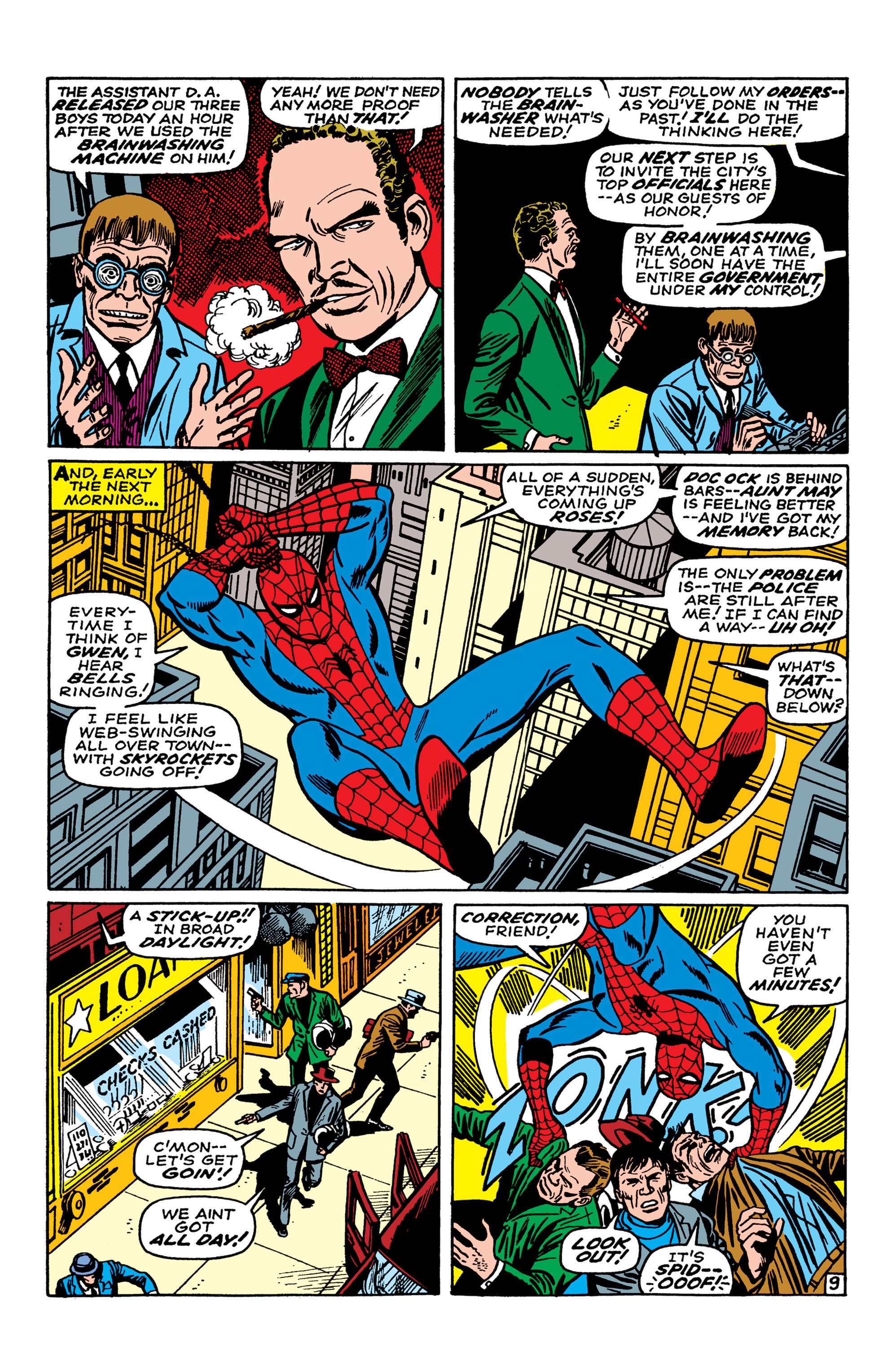 The Amazing Spider-Man (1963) 59 Page 9
