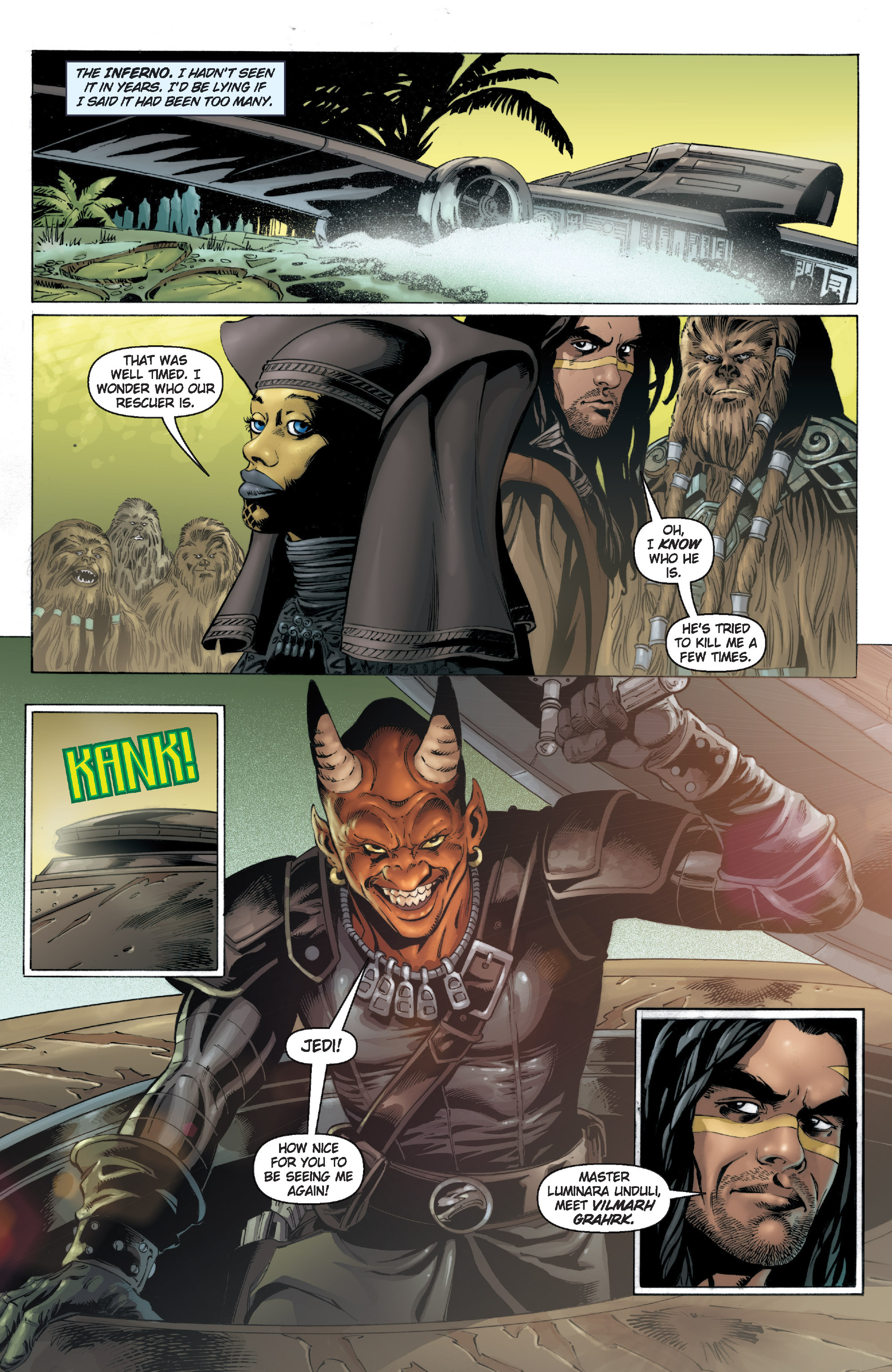 Read online Star Wars Omnibus comic -  Issue # Vol. 26 - 366