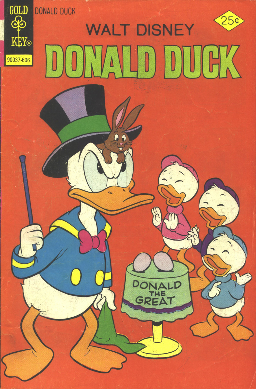 Donald Duck (1962) 172 Page 1