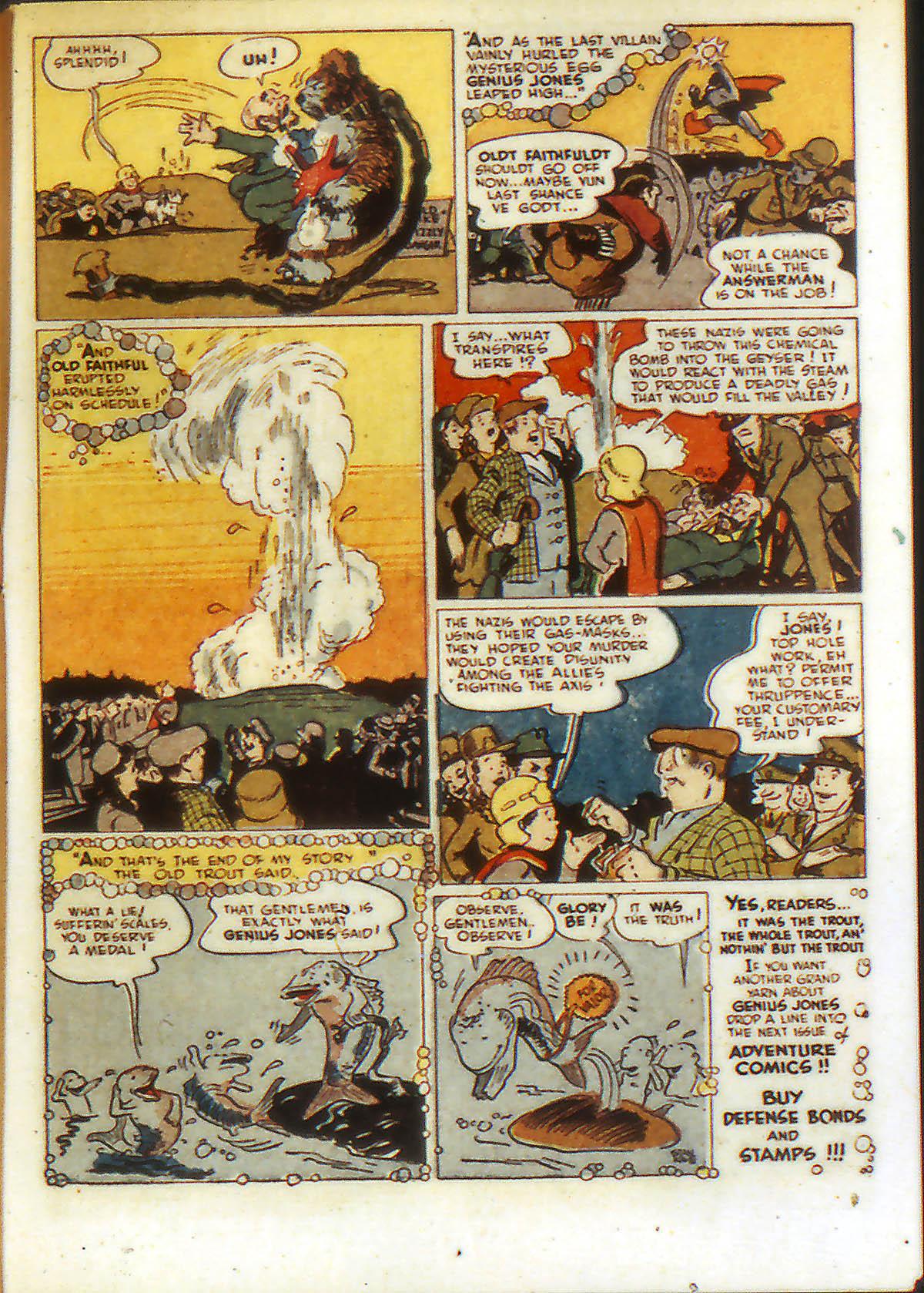Read online Adventure Comics (1938) comic -  Issue #90 - 19