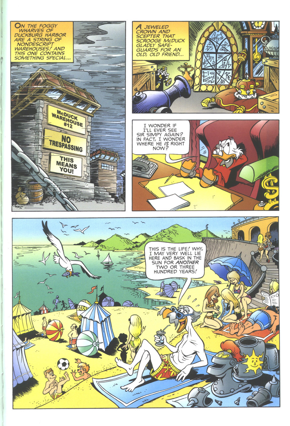 Read online Uncle Scrooge (1953) comic -  Issue #343 - 65