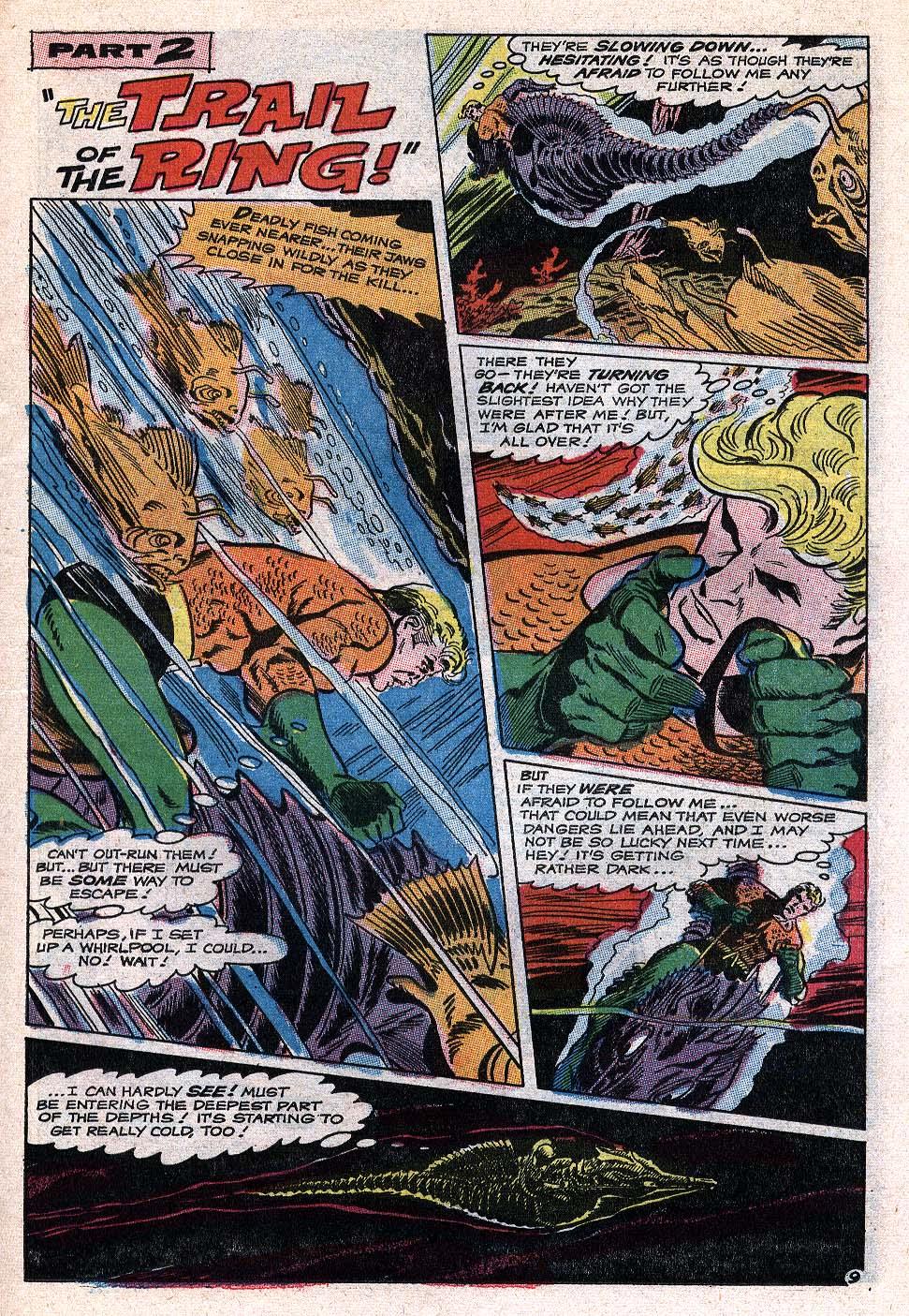 Read online Aquaman (1962) comic -  Issue #41 - 15