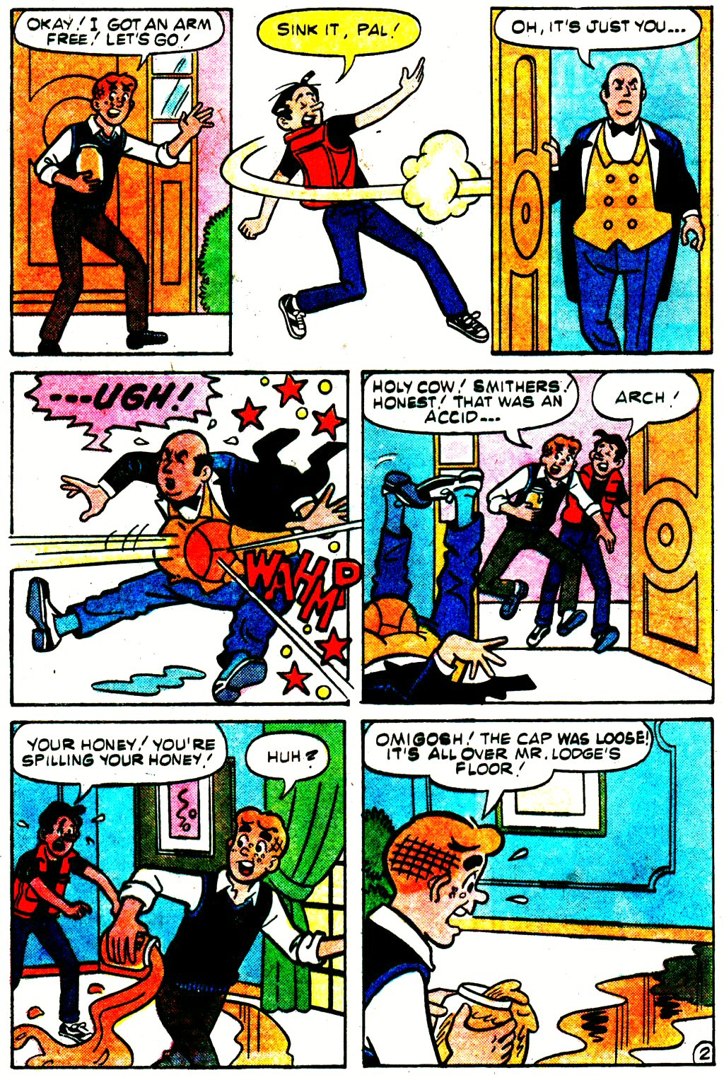 Read online Archie (1960) comic -  Issue #329 - 4