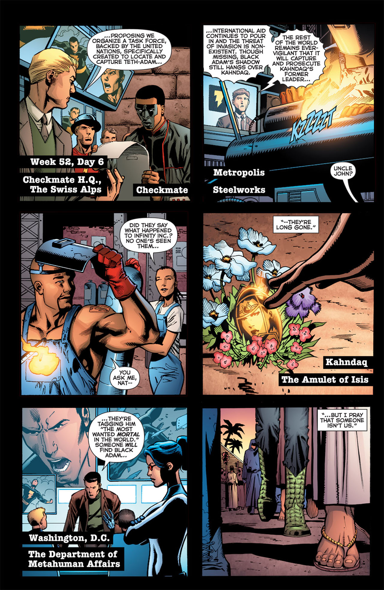 Read online 52 comic -  Issue #52 - 34