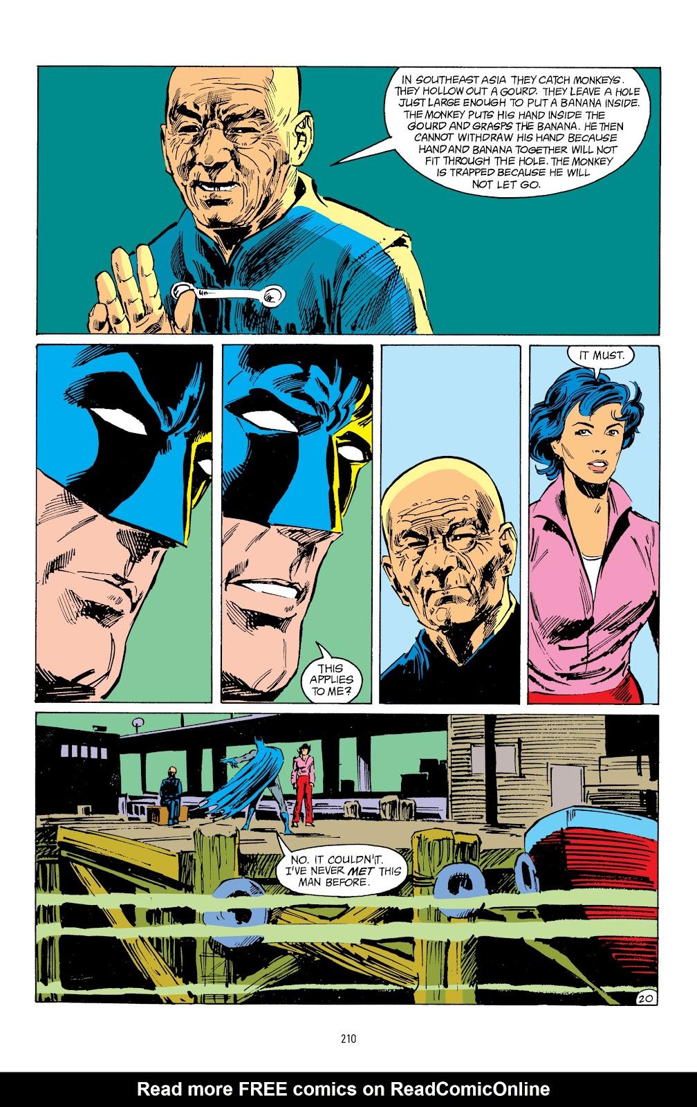 Read online Detective Comics (1937) comic -  Issue # _TPB Batman - The Dark Knight Detective 2 (Part 3) - 12