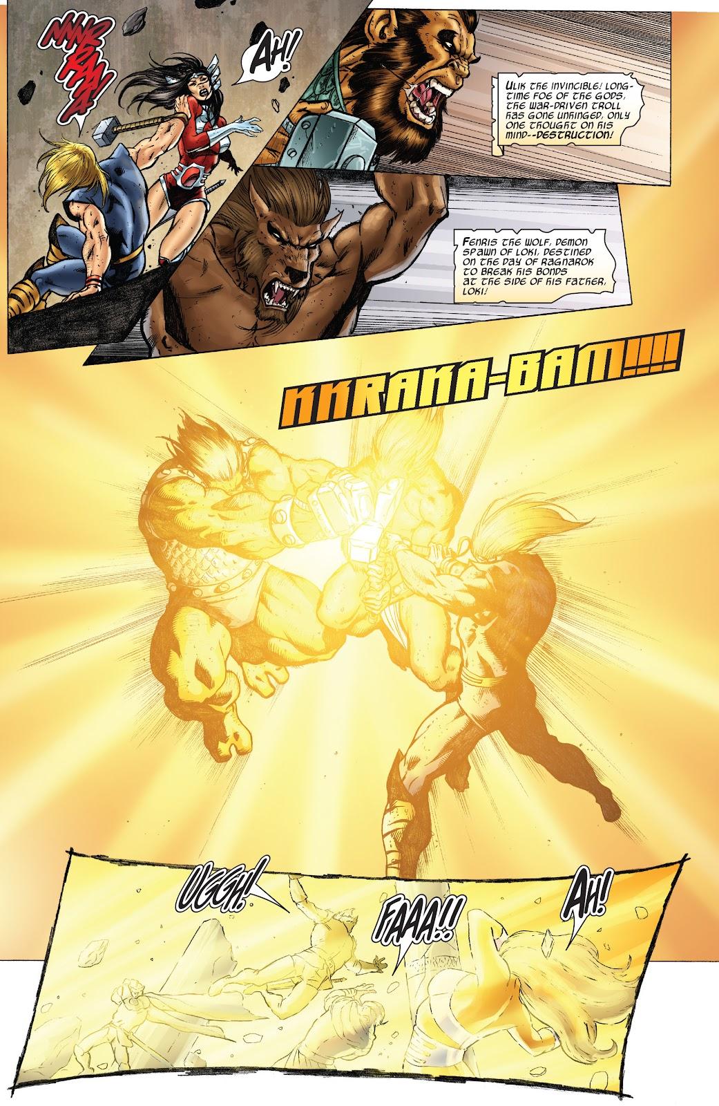 Read online Thor: Ragnaroks comic -  Issue # TPB (Part 2) - 43
