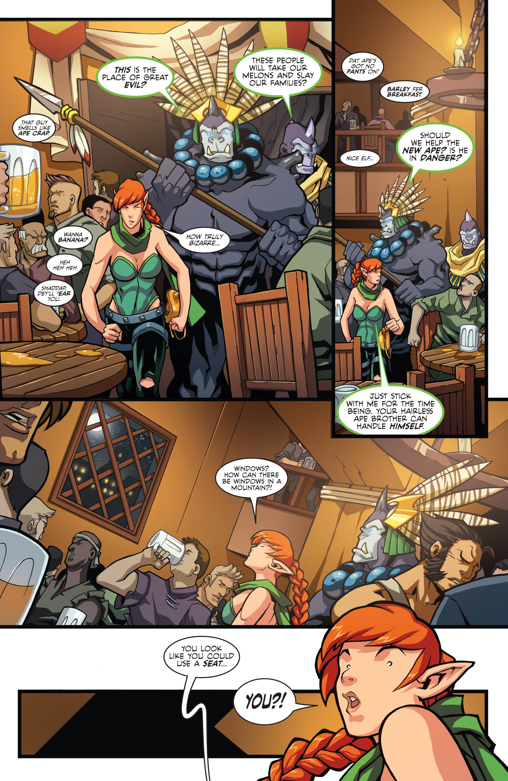 Read online Skullkickers comic -  Issue #23 - 6