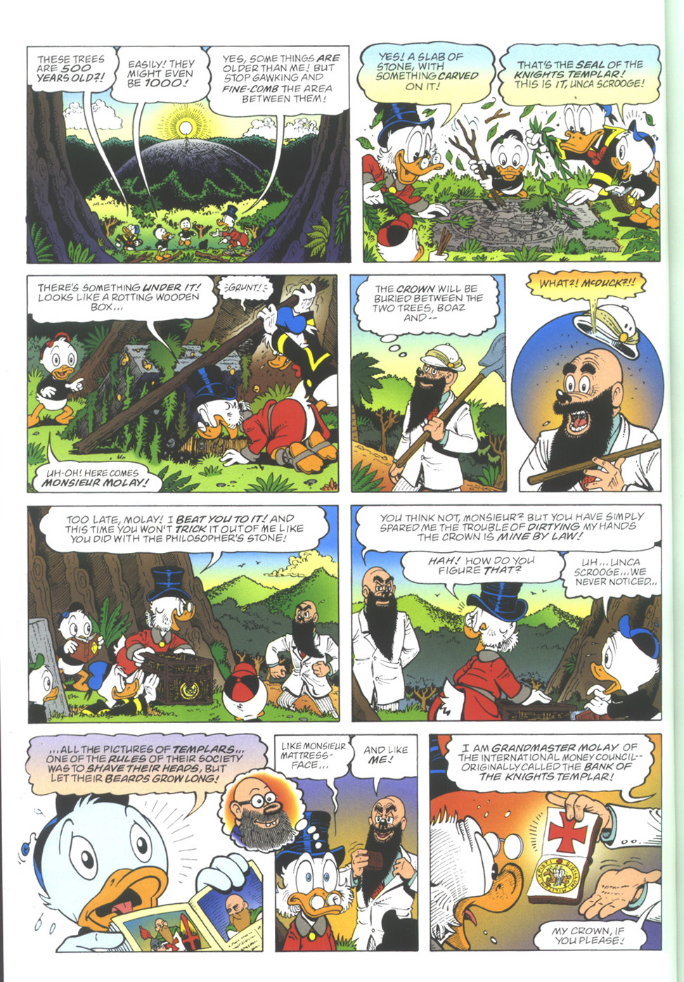 Read online Uncle Scrooge (1953) comic -  Issue #339 - 26