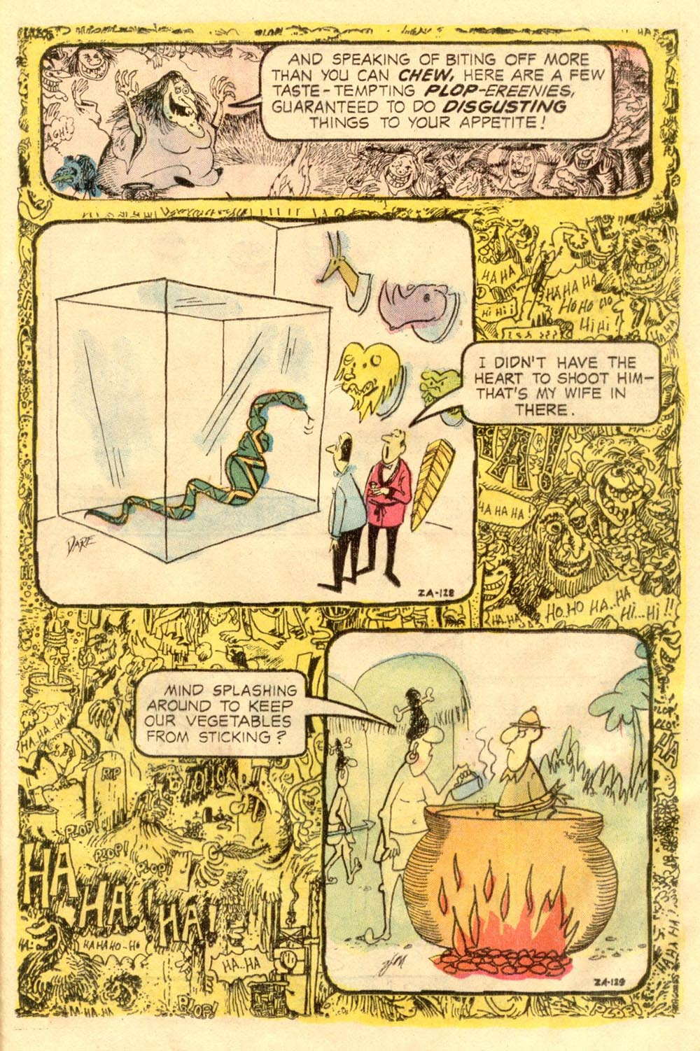 Read online Plop! comic -  Issue #2 - 21