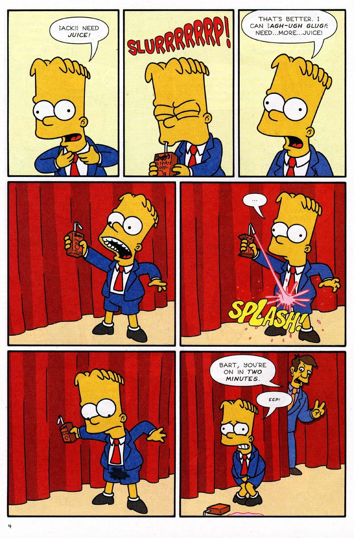 Read online Simpsons Comics Presents Bart Simpson comic -  Issue #13 - 28