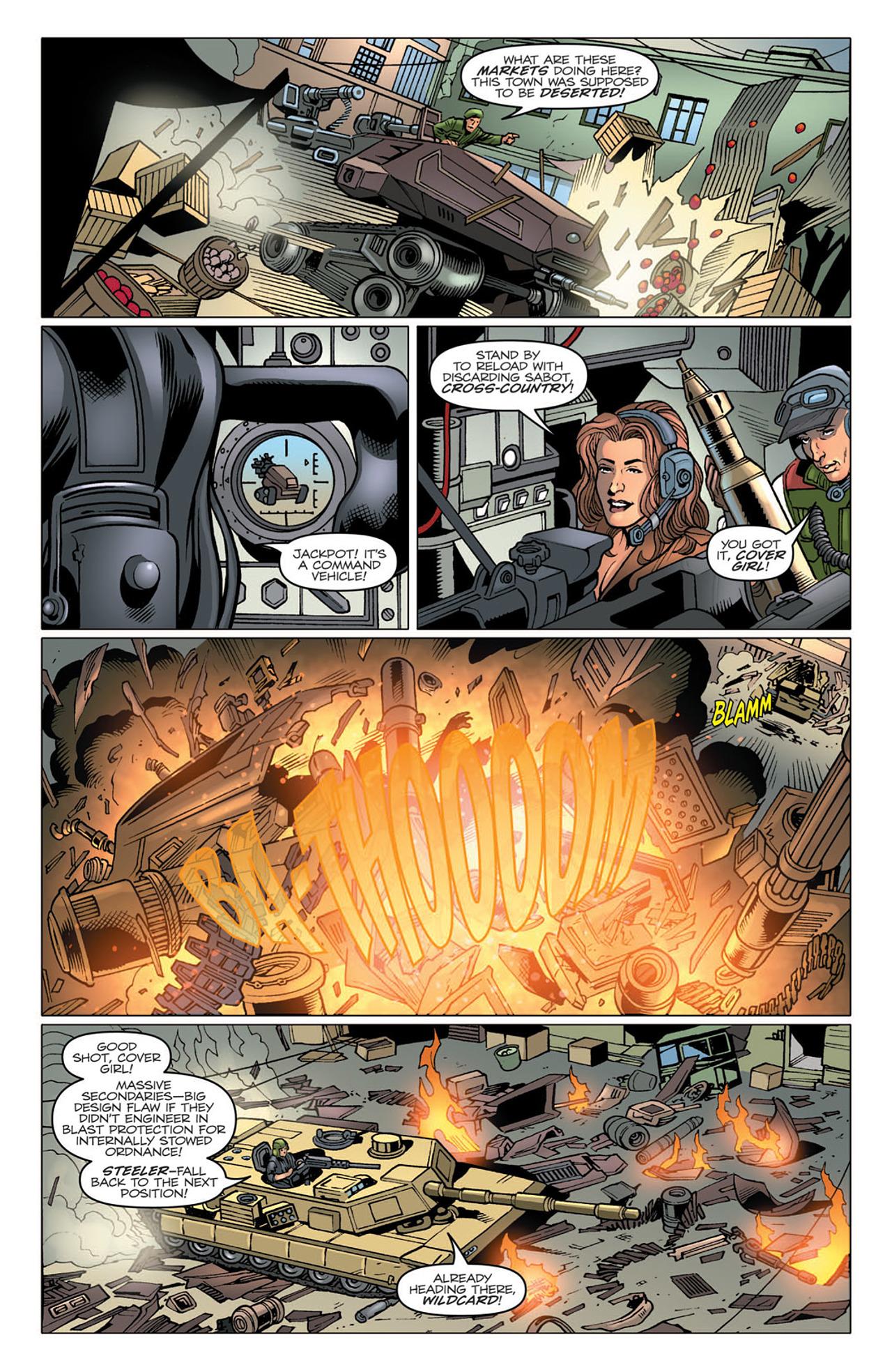 G.I. Joe: A Real American Hero 174 Page 6