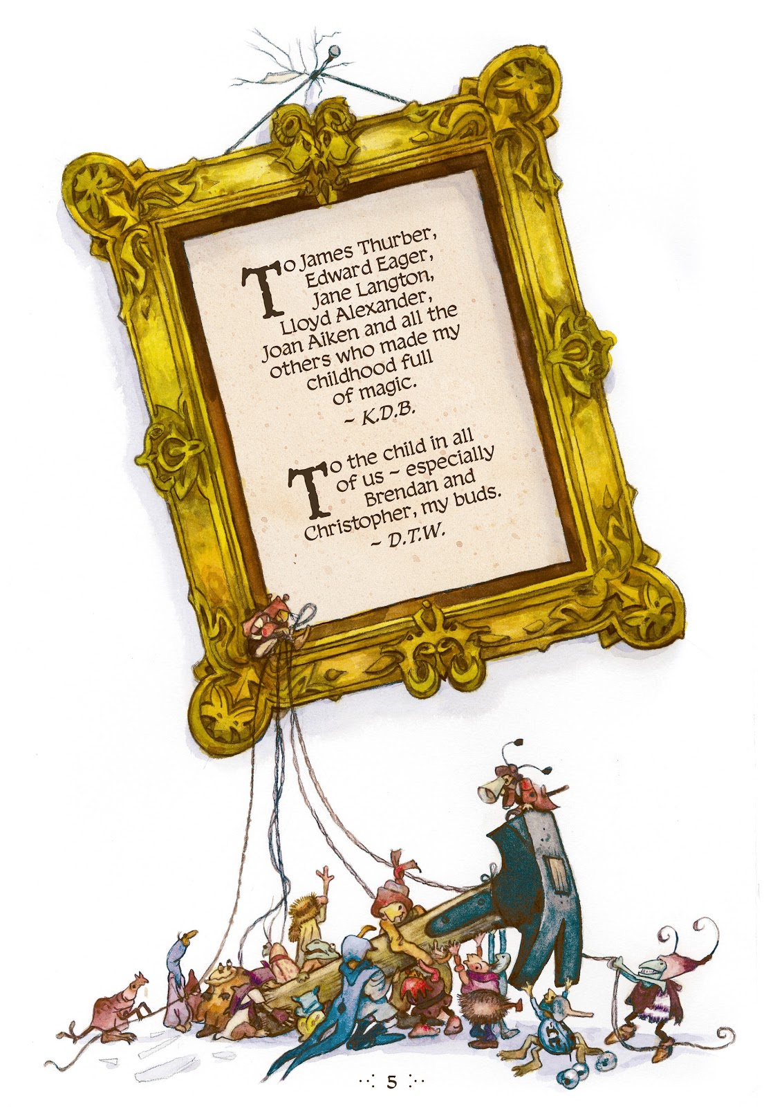 Read online The Wizard's Tale comic -  Issue # TPB - 5