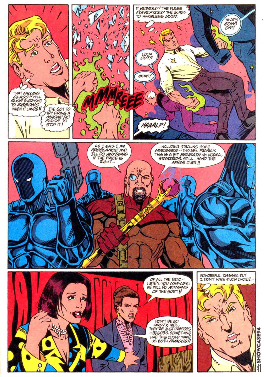 Read online Showcase '94 comic -  Issue #12 - 36