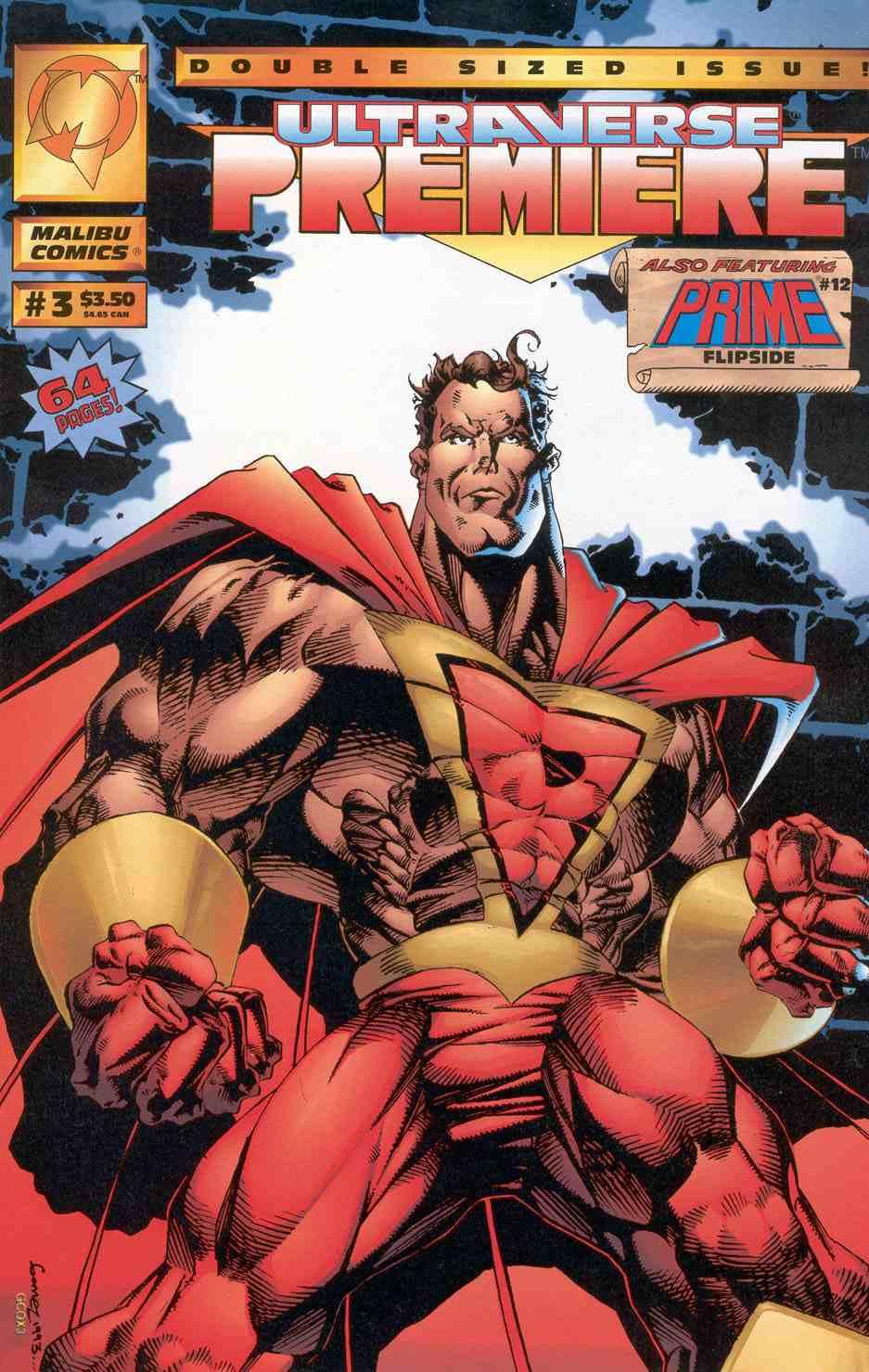 Read online Ultraverse Premiere comic -  Issue #3 - 1