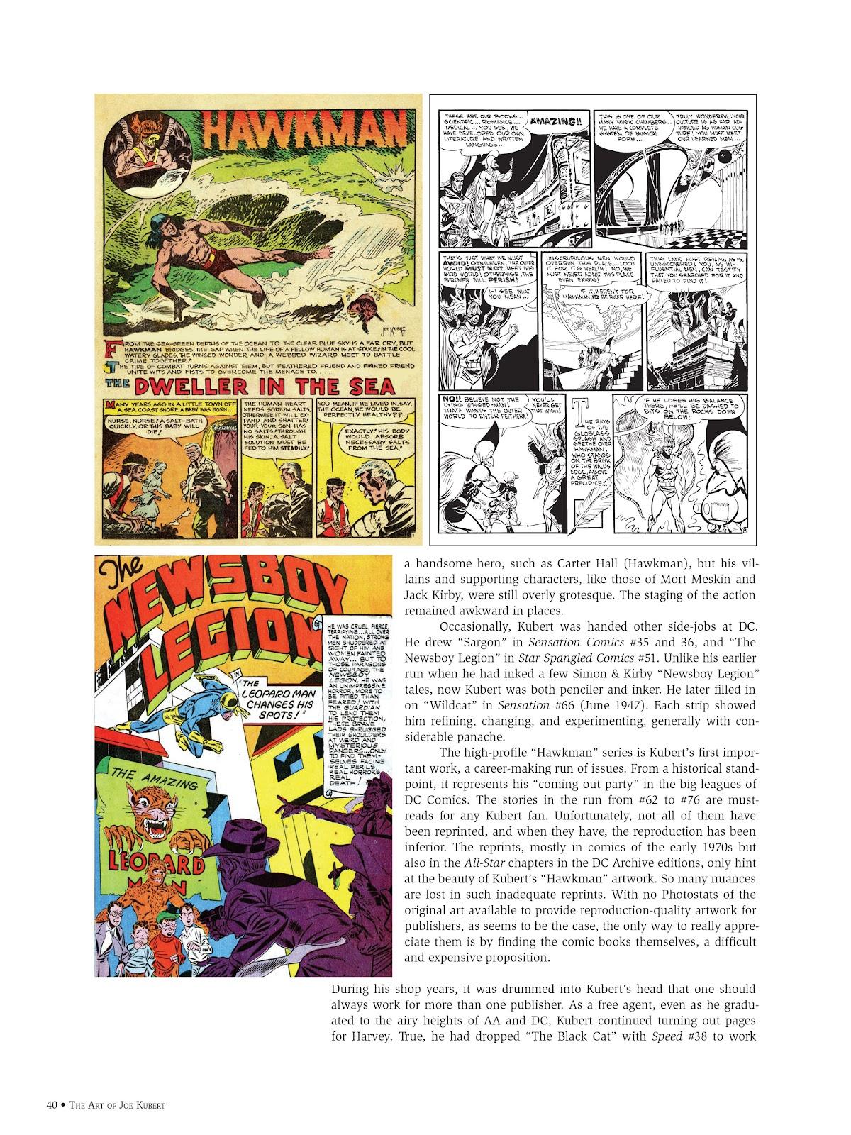 Read online The Art of Joe Kubert comic -  Issue # TPB (Part 1) - 39