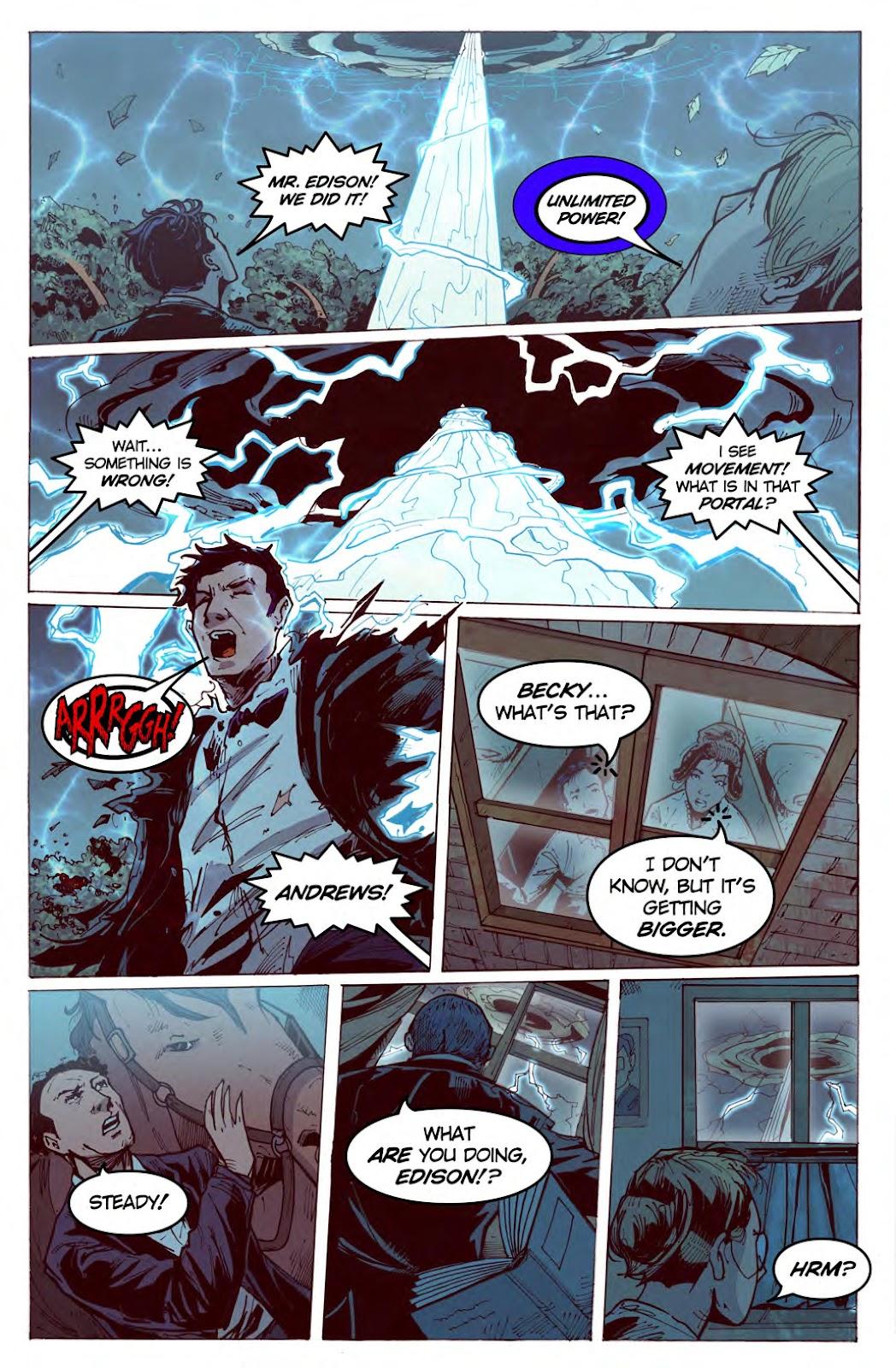 Read online American Dreams comic -  Issue #1 - 15