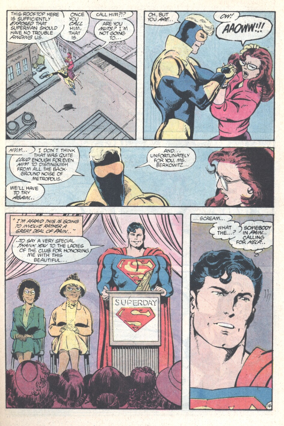Read online Action Comics (1938) comic -  Issue #594 - 15