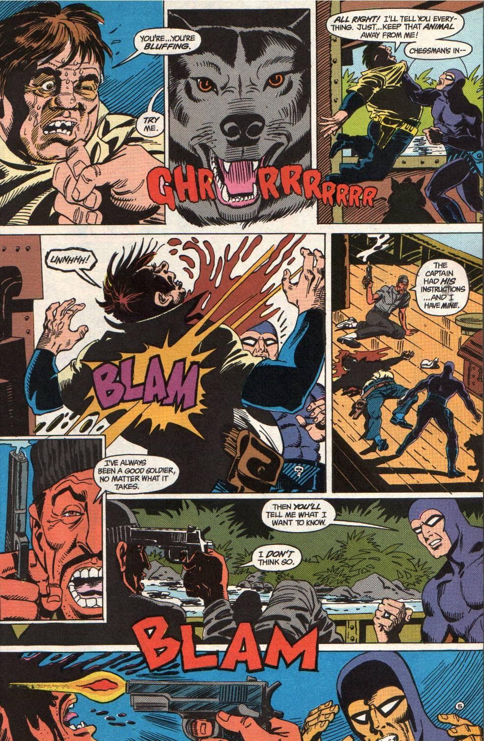Read online The Phantom (1988) comic -  Issue #2 - 7
