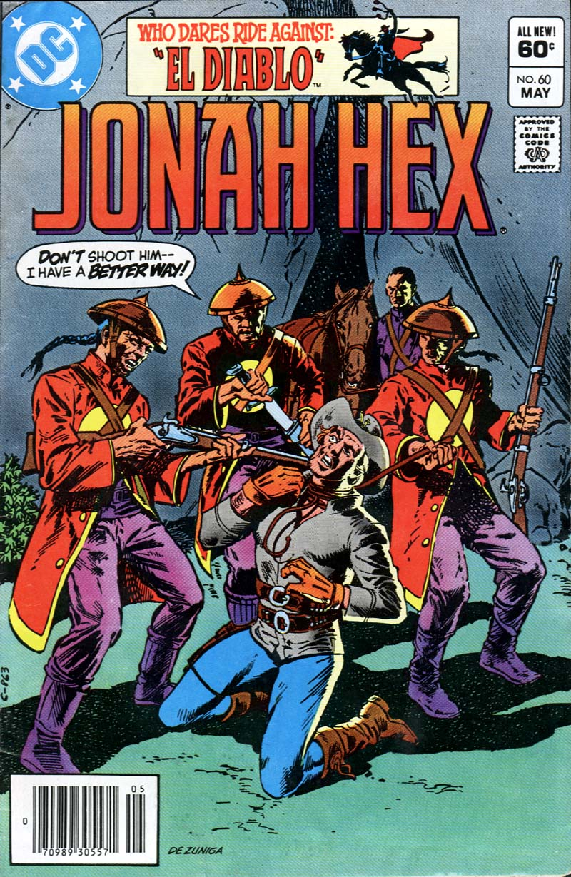 Jonah Hex (1977) 60 Page 1