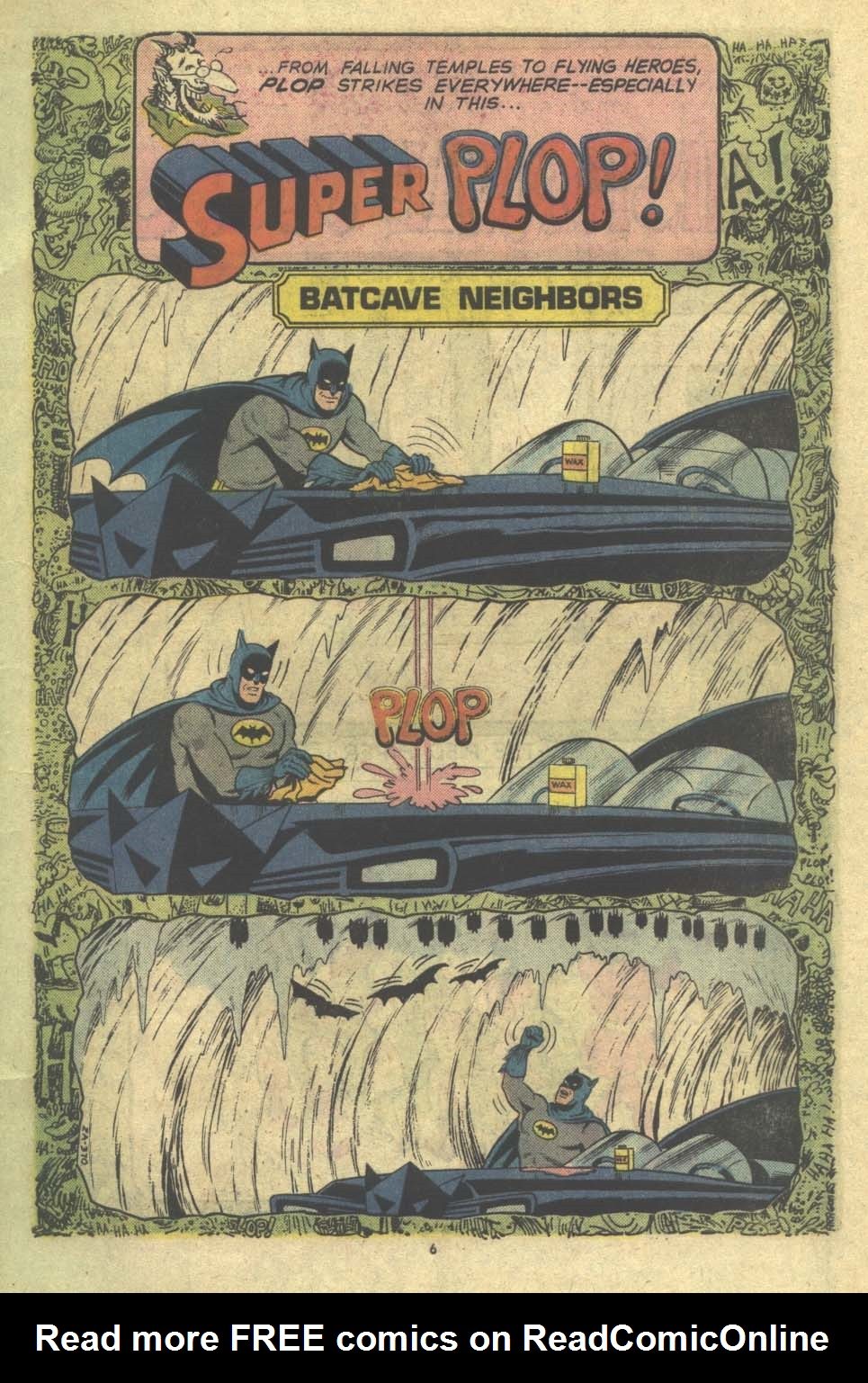 Read online Plop! comic -  Issue #9 - 7