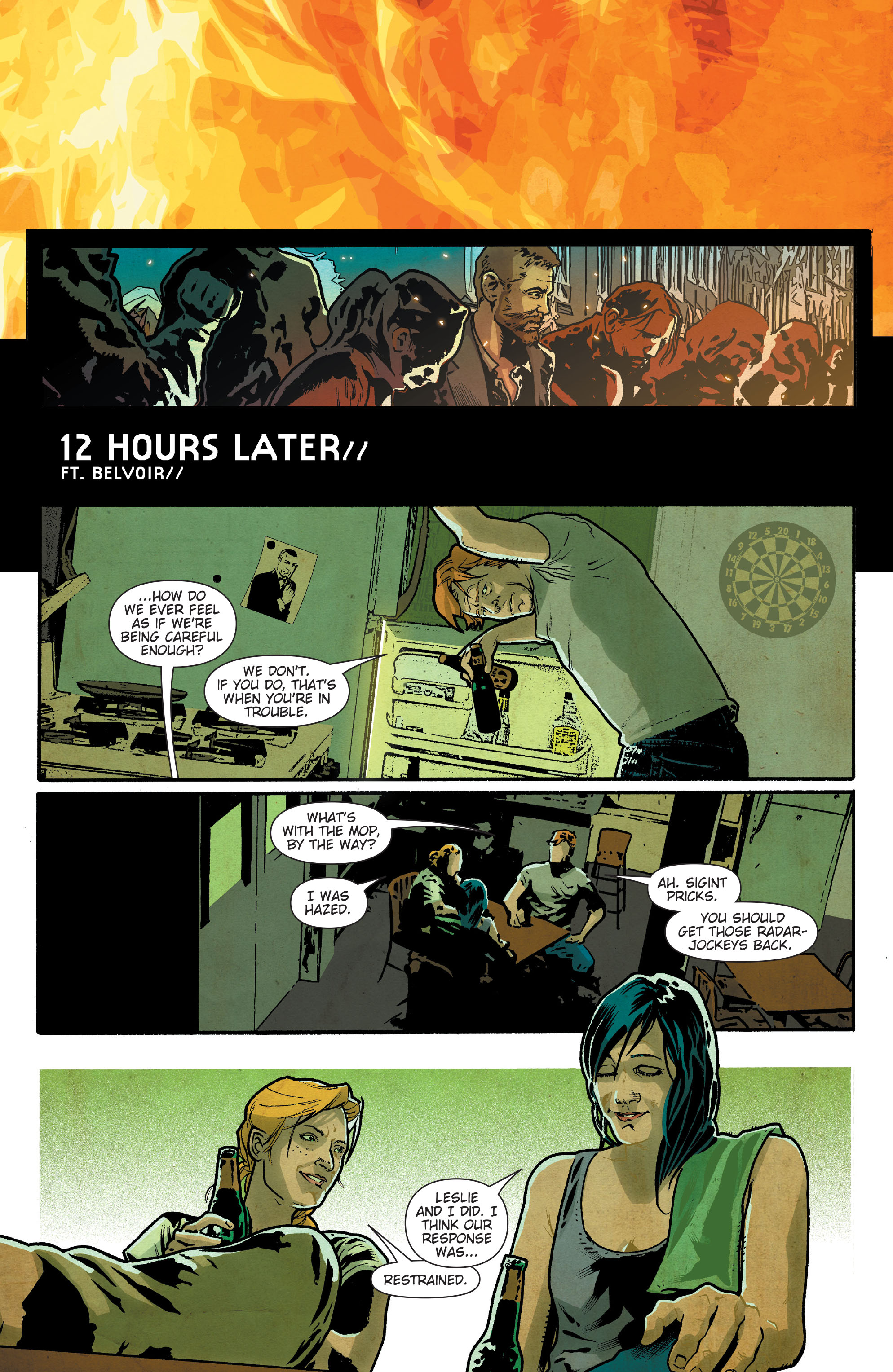 Read online The Activity comic -  Issue #2 - 24