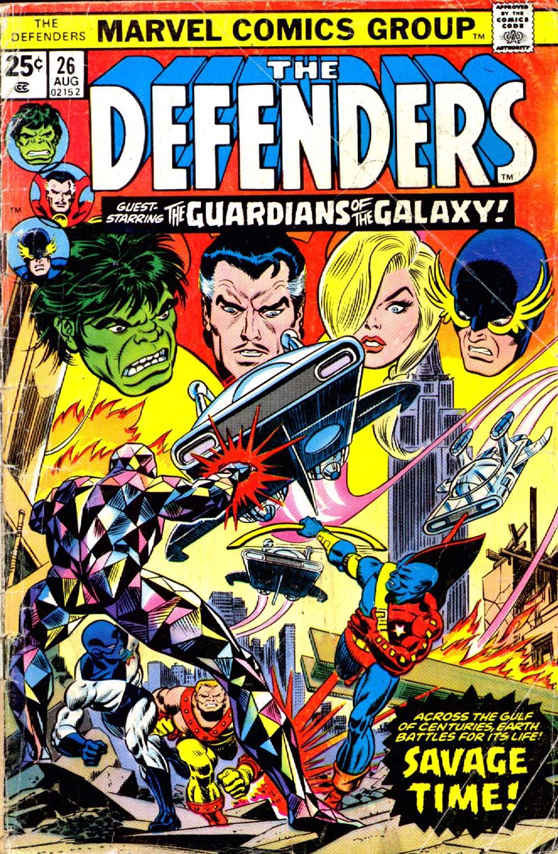 The Defenders (1972) 26 Page 1