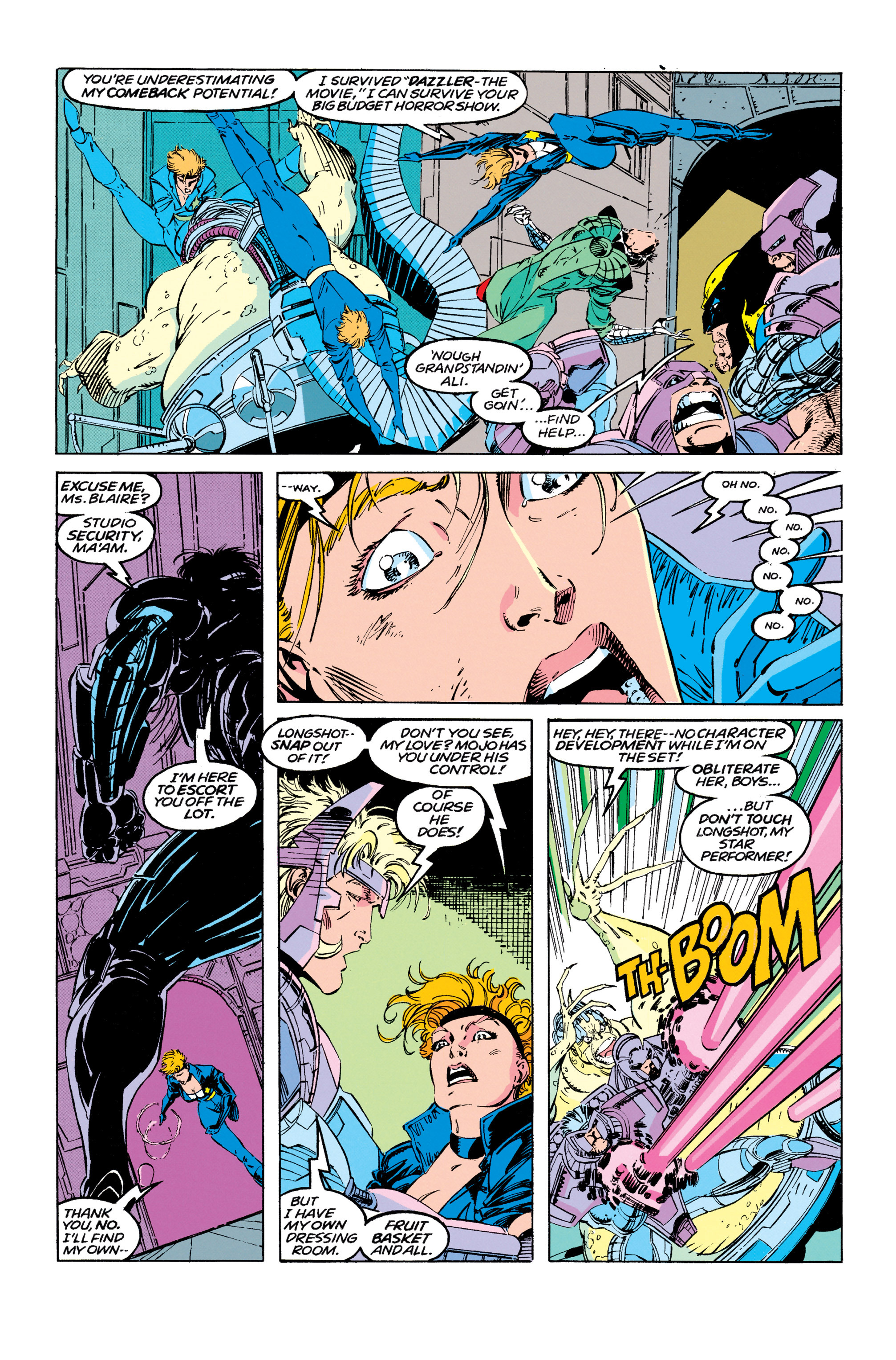 X-Men (1991) 10 Page 12