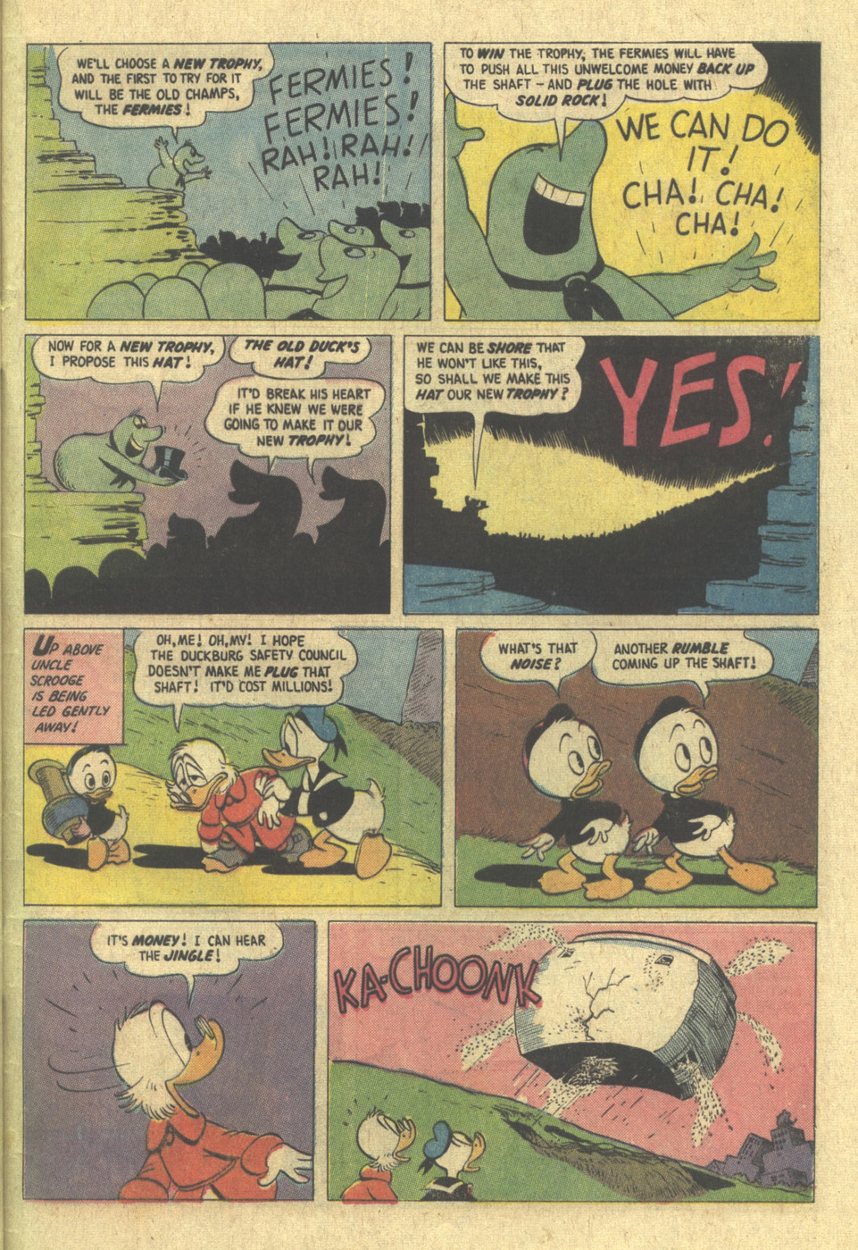 Read online Uncle Scrooge (1953) comic -  Issue #109 - 33