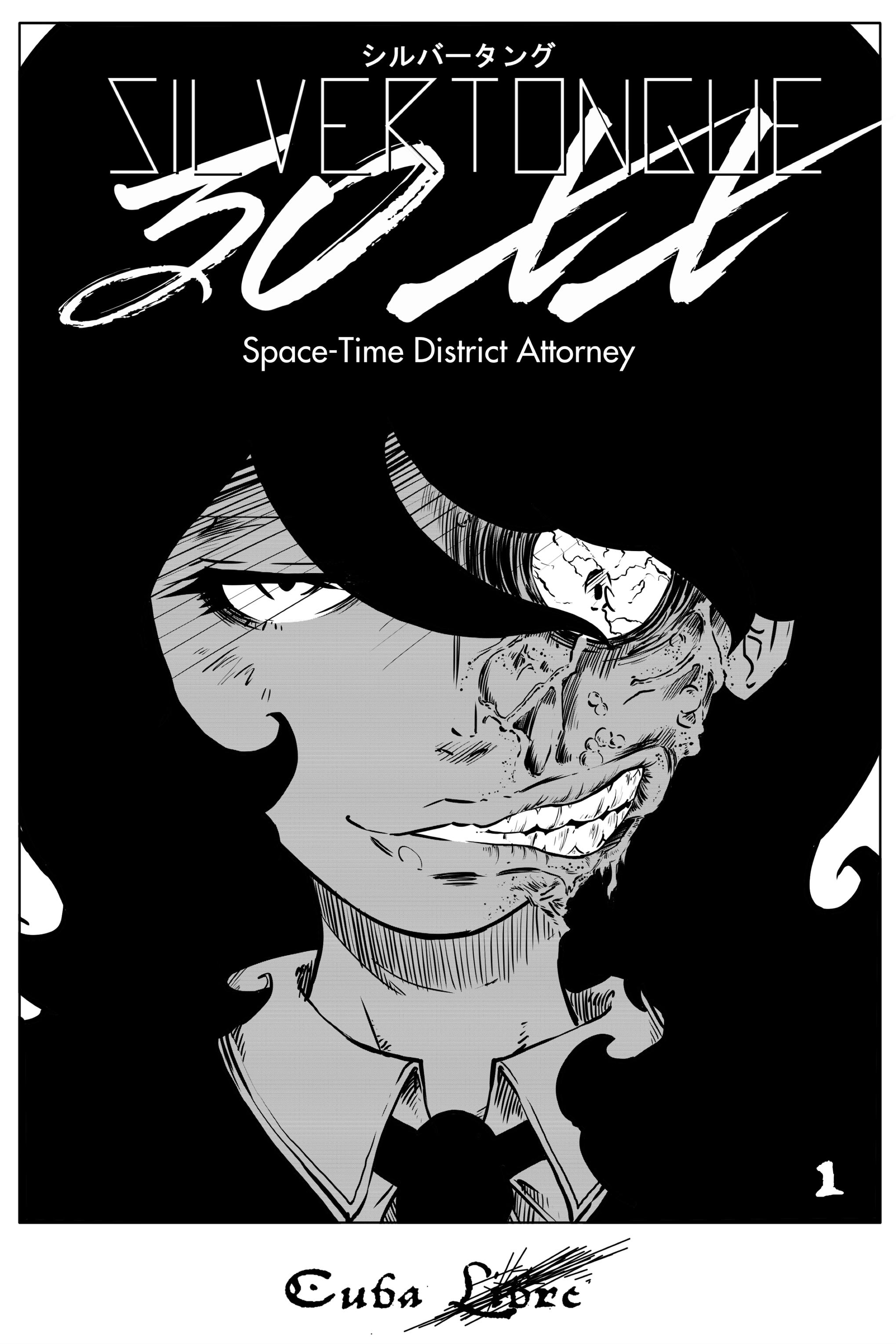 Read online Silvertongue 30xx Vol. 3 comic -  Issue # Full - 1