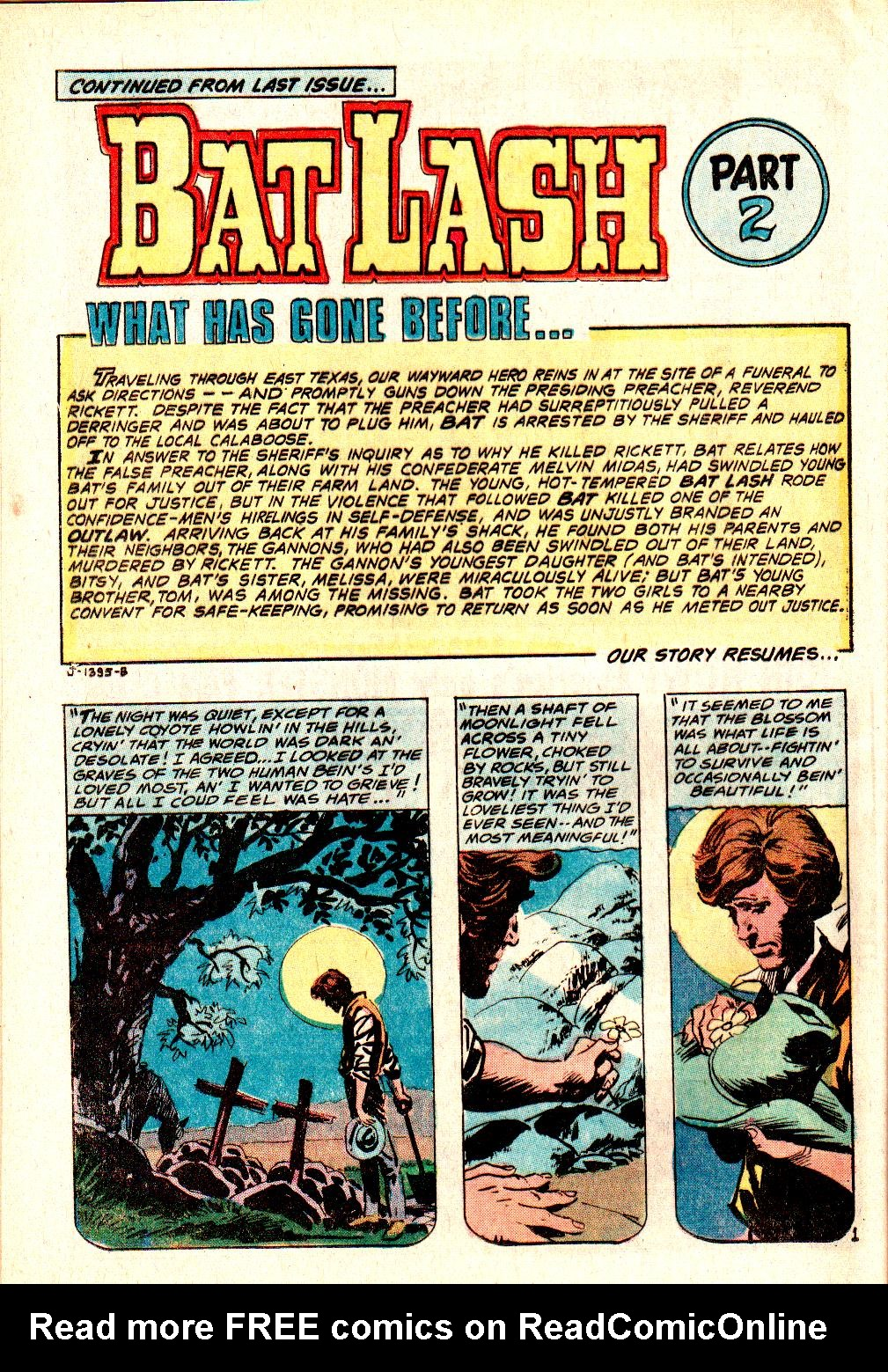 Read online All-Star Western (1970) comic -  Issue #10 - 36
