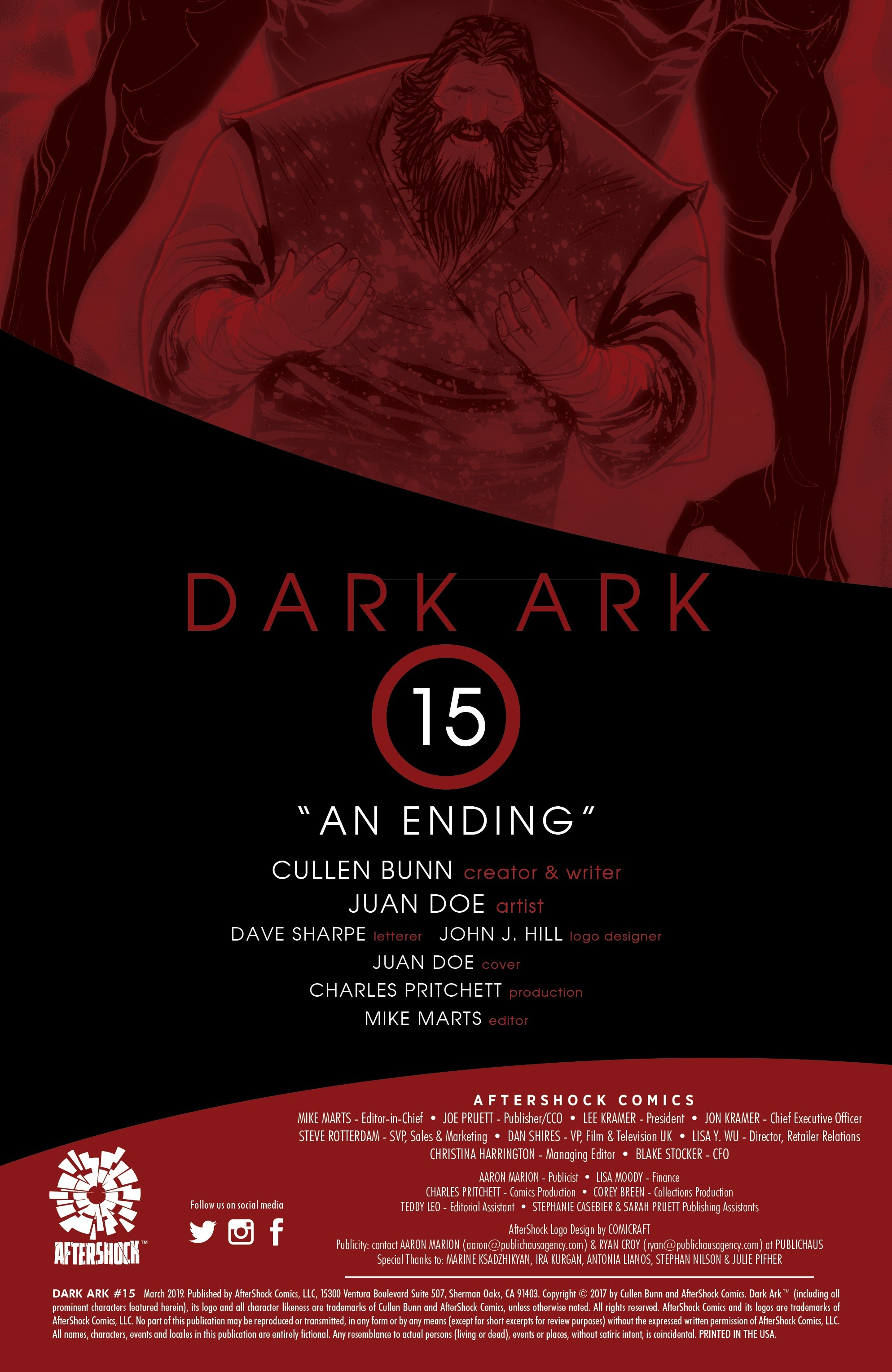 Dark Ark 15 Page 2