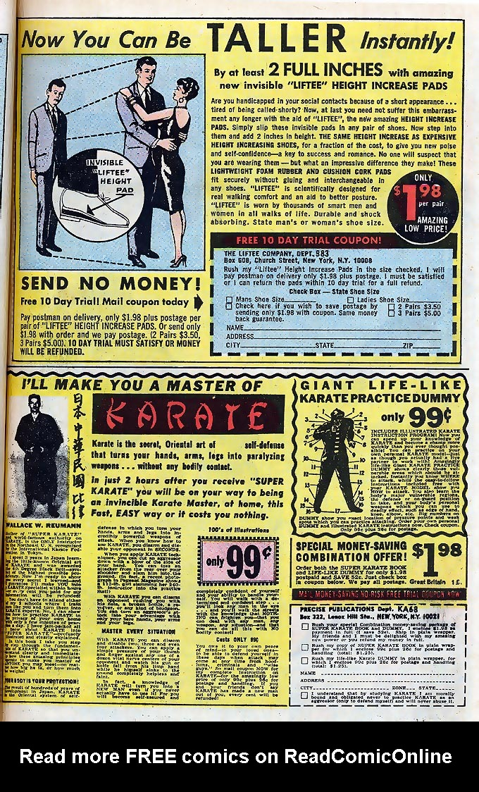 Read online Sgt. Fury comic -  Issue # _Special 4 - 35