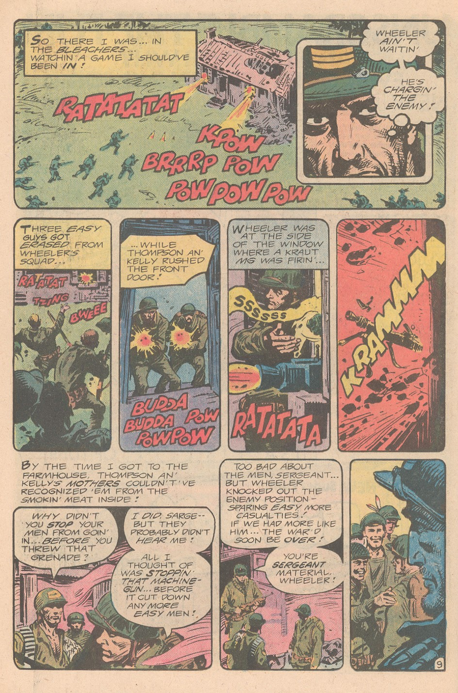 Sgt. Rock issue 379 - Page 10