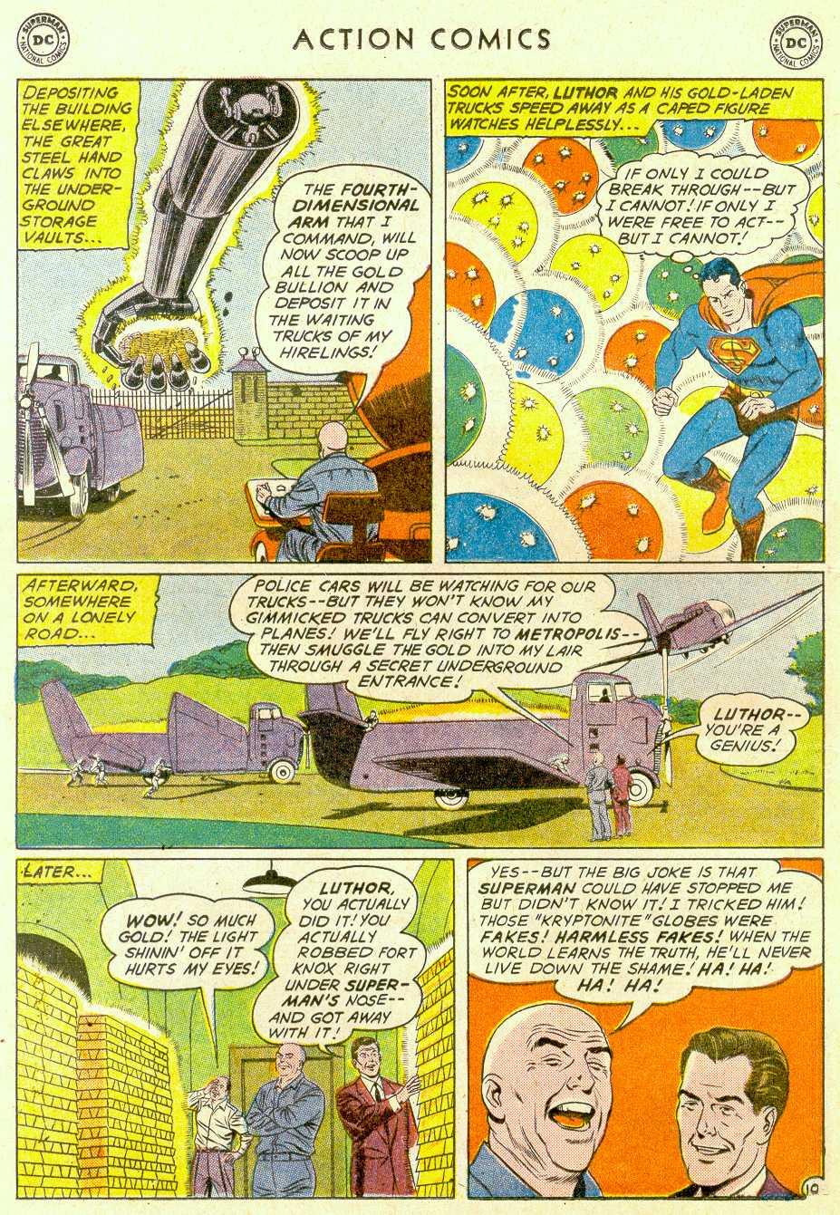 Action Comics (1938) 277 Page 11