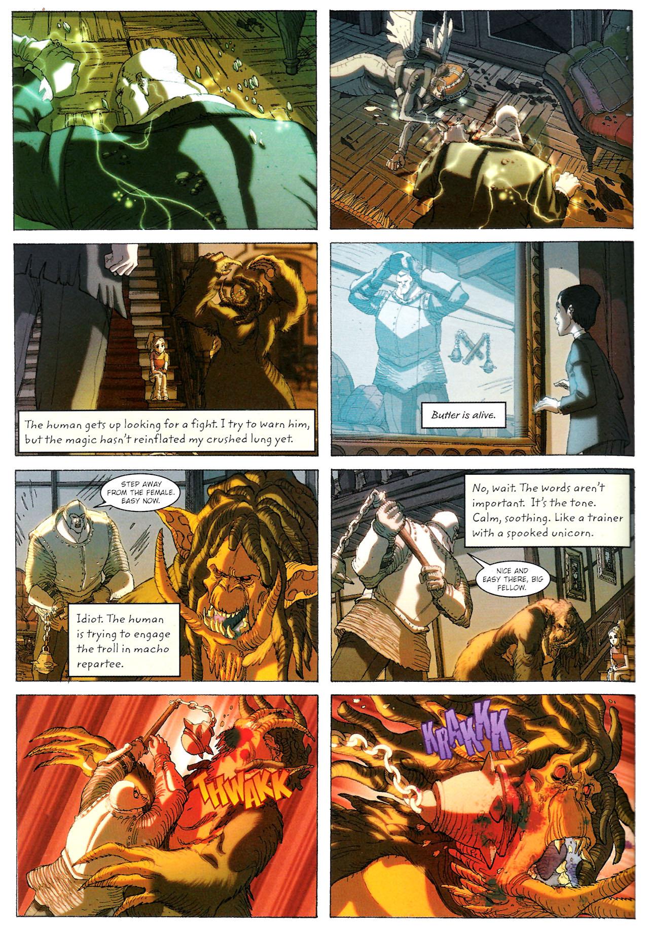 Read online Artemis Fowl: The Graphic Novel comic -  Issue #Artemis Fowl: The Graphic Novel Full - 95