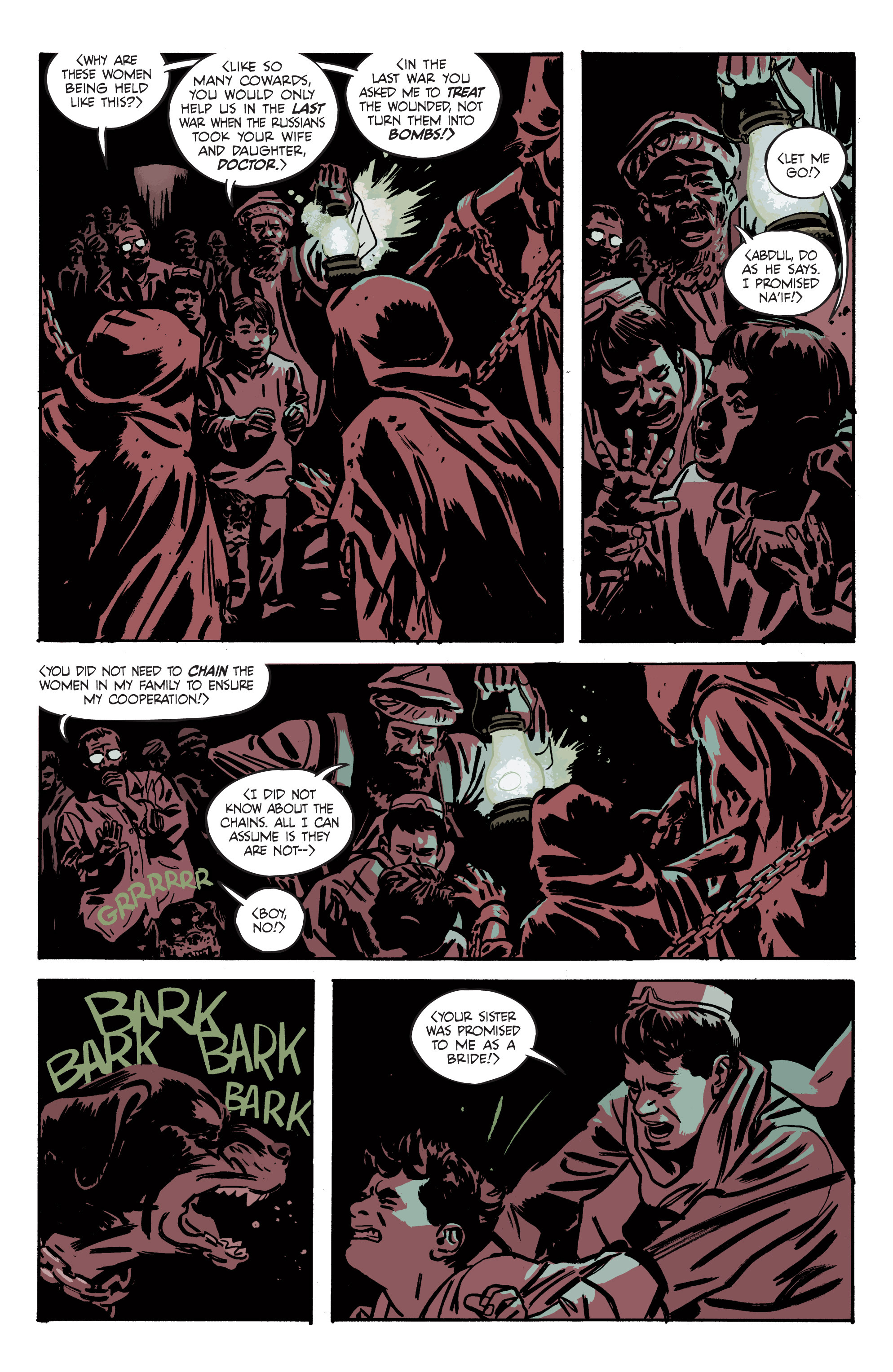 Read online Graveyard of Empires comic -  Issue # TPB - 101
