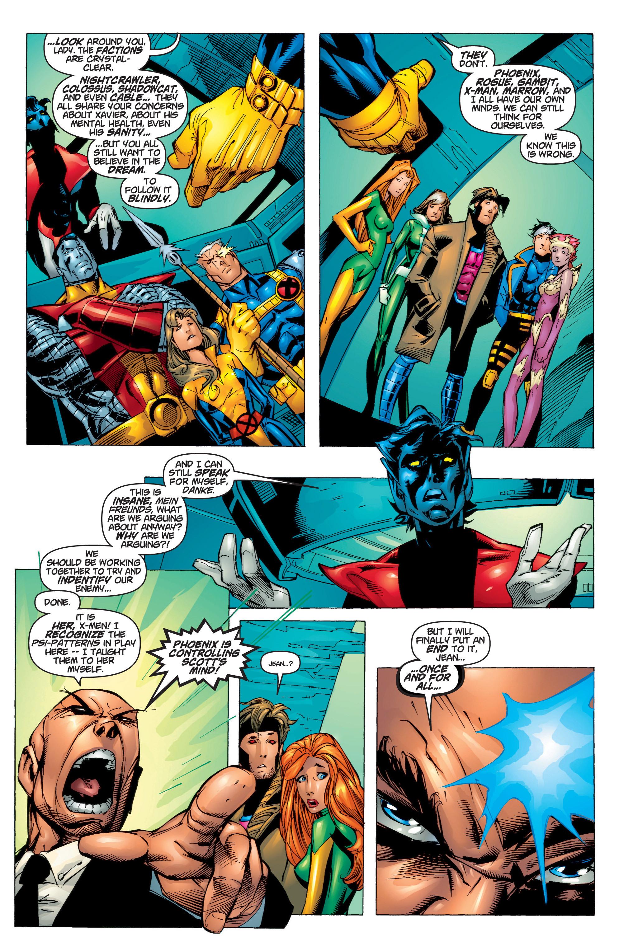 Read online Uncanny X-Men (1963) comic -  Issue #375 - 11
