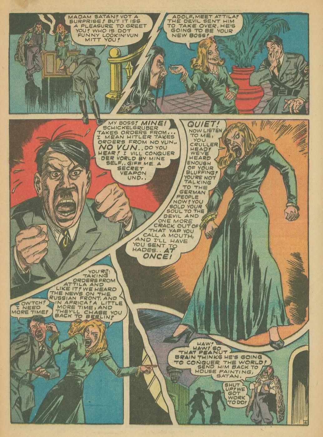 Read online All-Winners Comics comic -  Issue #8 - 46