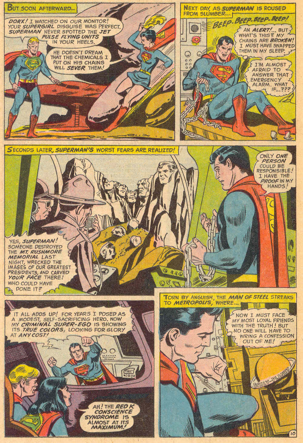 Read online Action Comics (1938) comic -  Issue #380 - 14