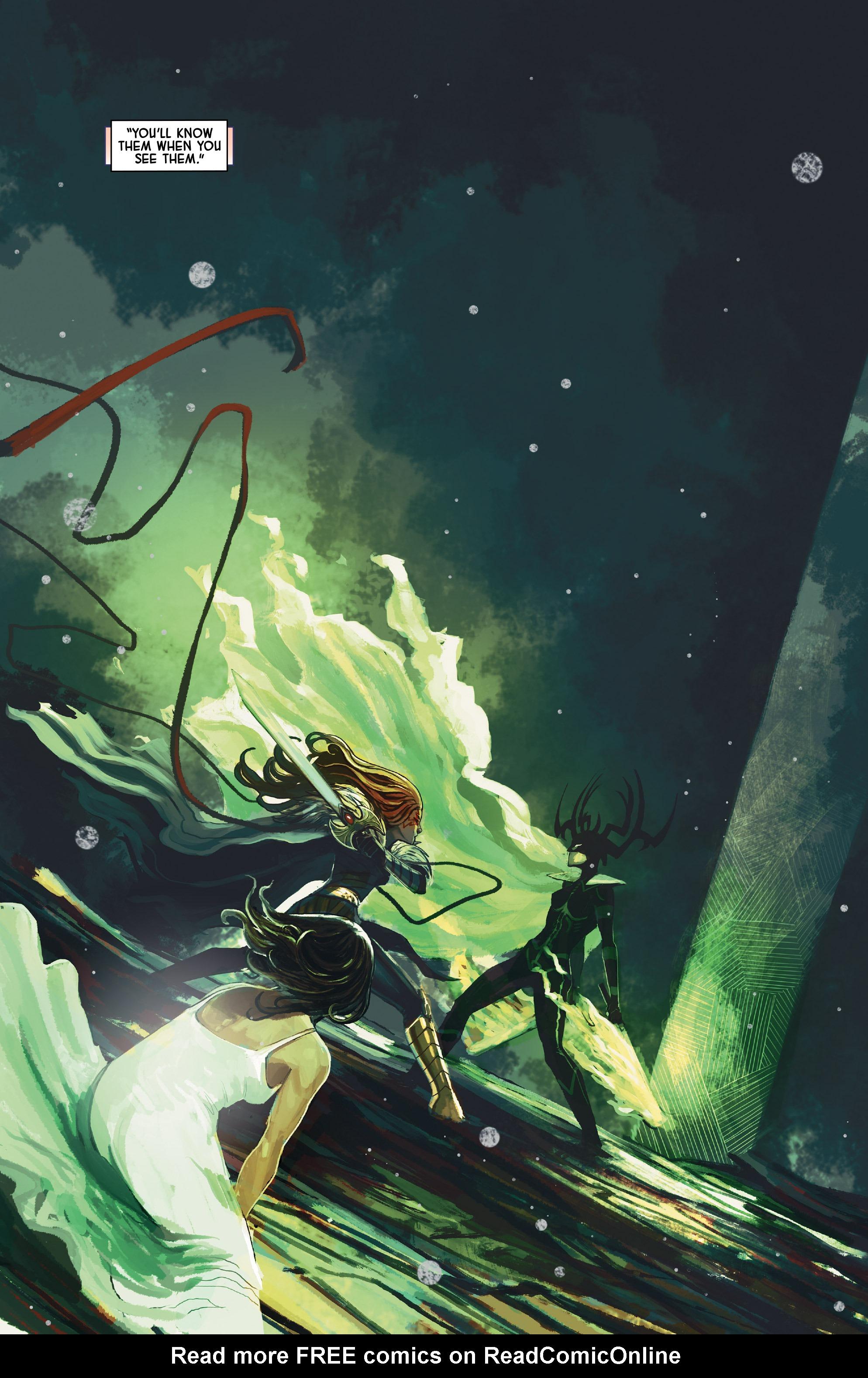 Read online Angela: Queen Of Hel comic -  Issue #5 - 8