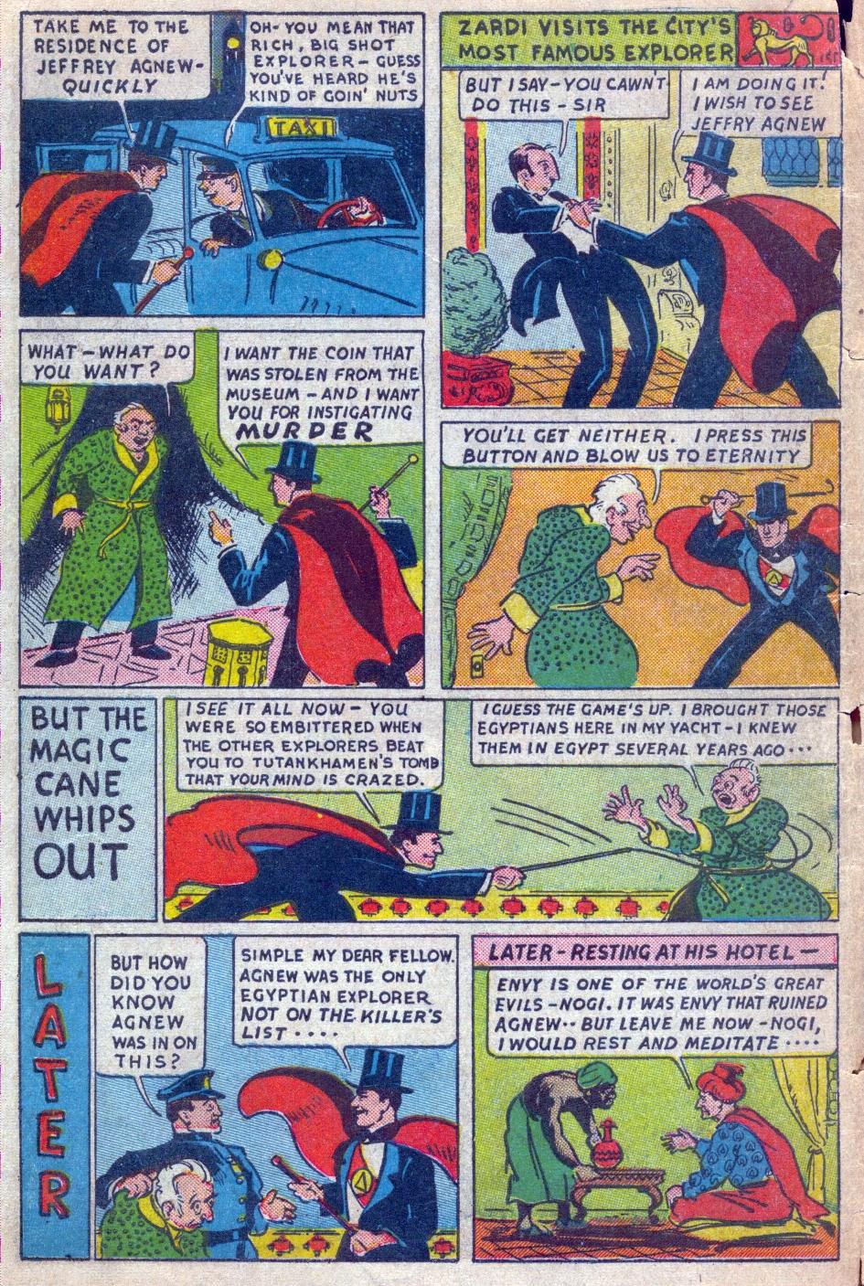 Read online Amazing Man Comics comic -  Issue #15 - 65