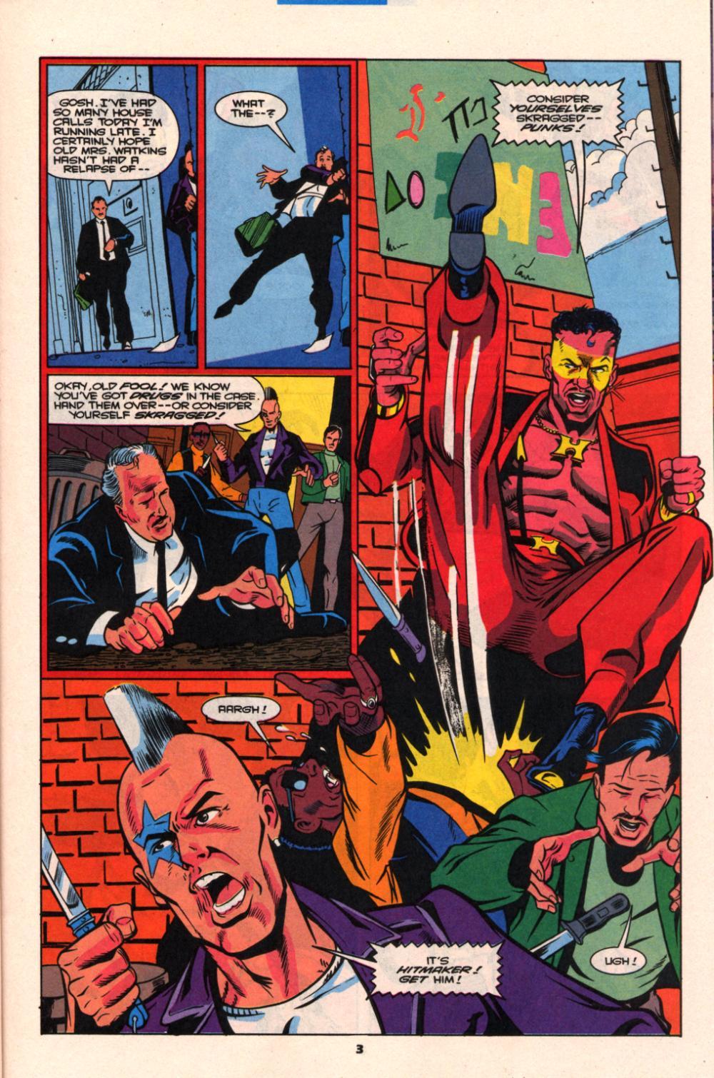 Read online Wonder Man (1991) comic -  Issue # _Annual 2 - 4