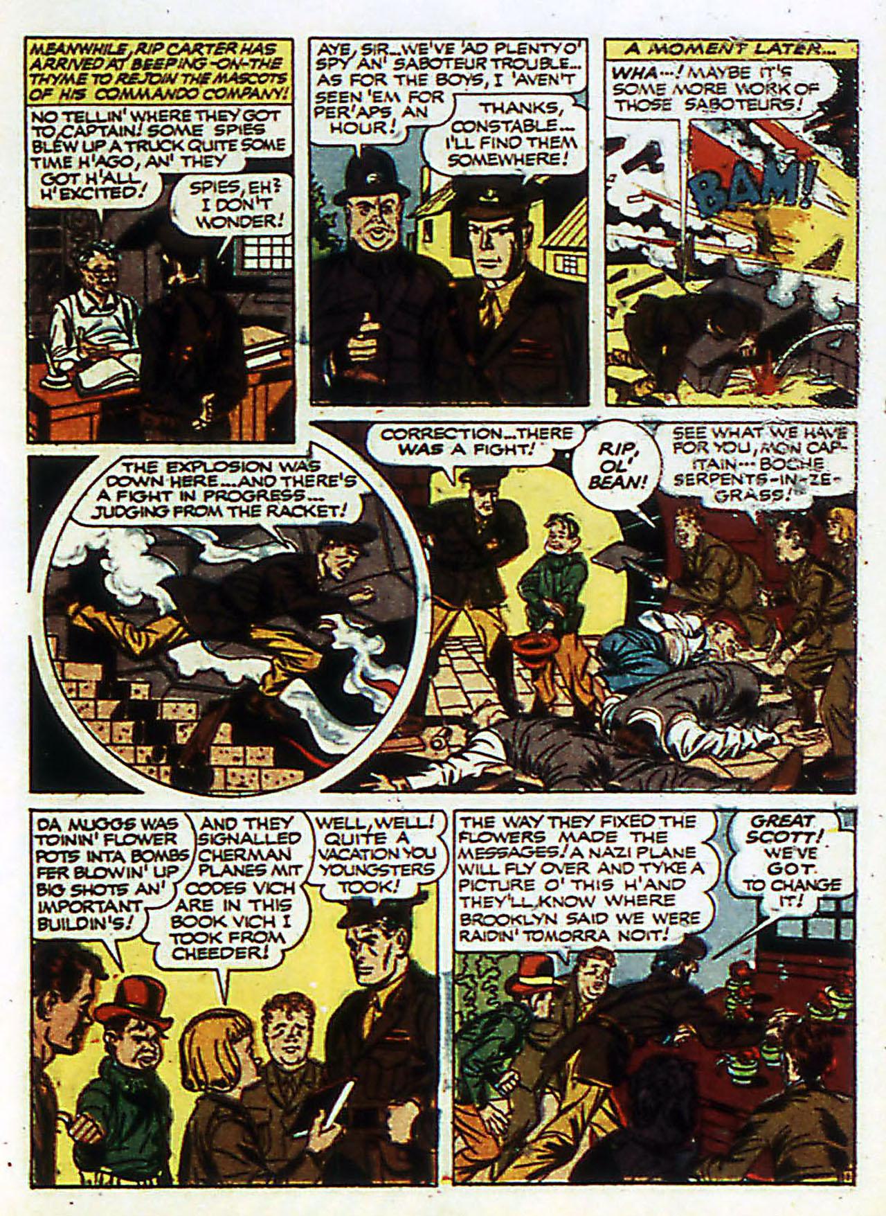 Read online Detective Comics (1937) comic -  Issue #72 - 28