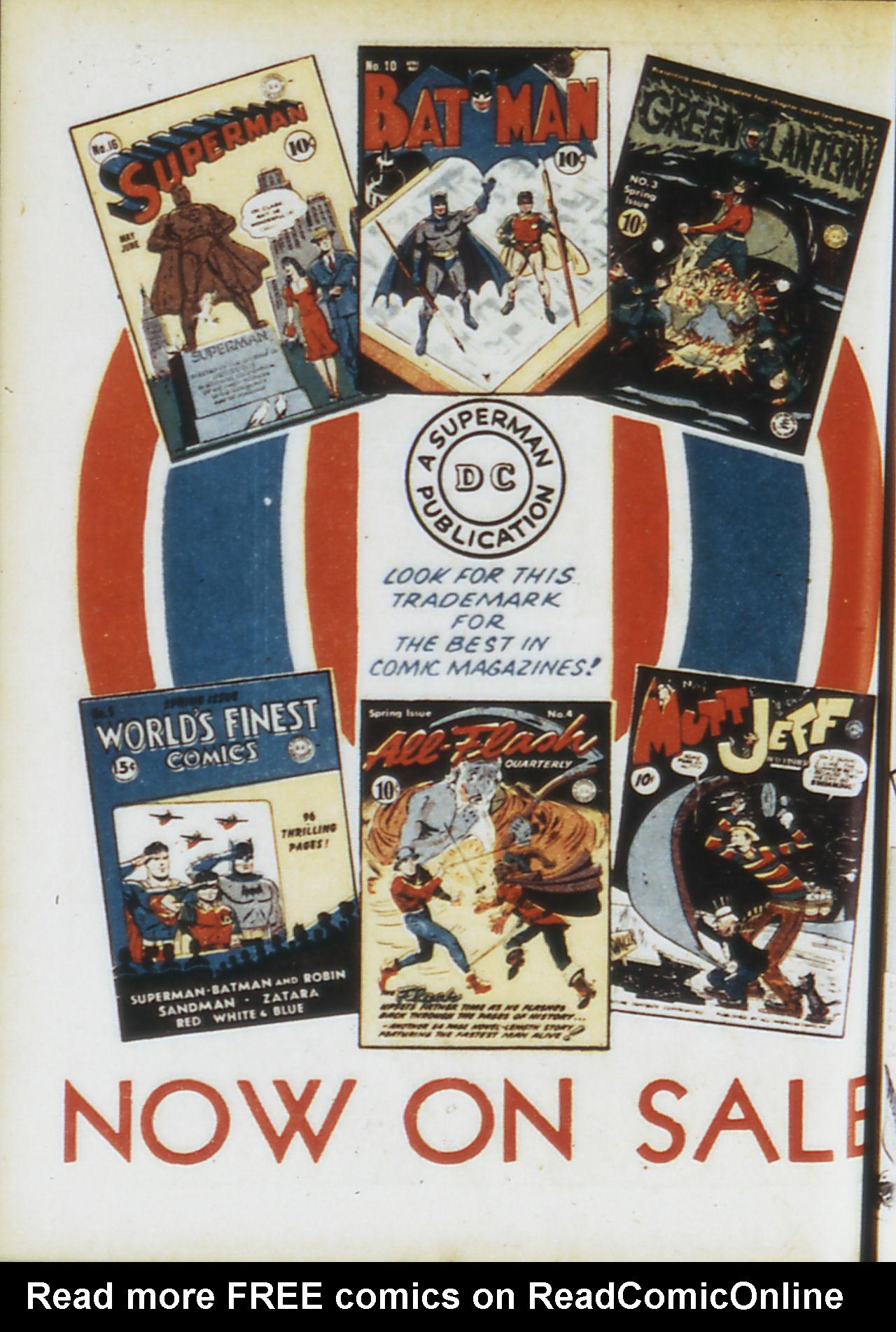 Read online Adventure Comics (1938) comic -  Issue #74 - 67