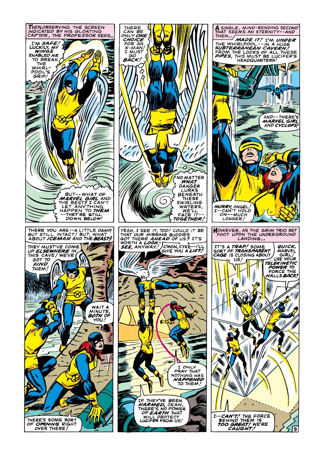 Uncanny X-Men (1963) issue 21 - Page 10
